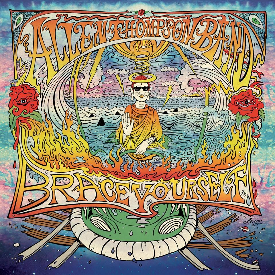 Brace Yourself Allen Thompson album art.jpg