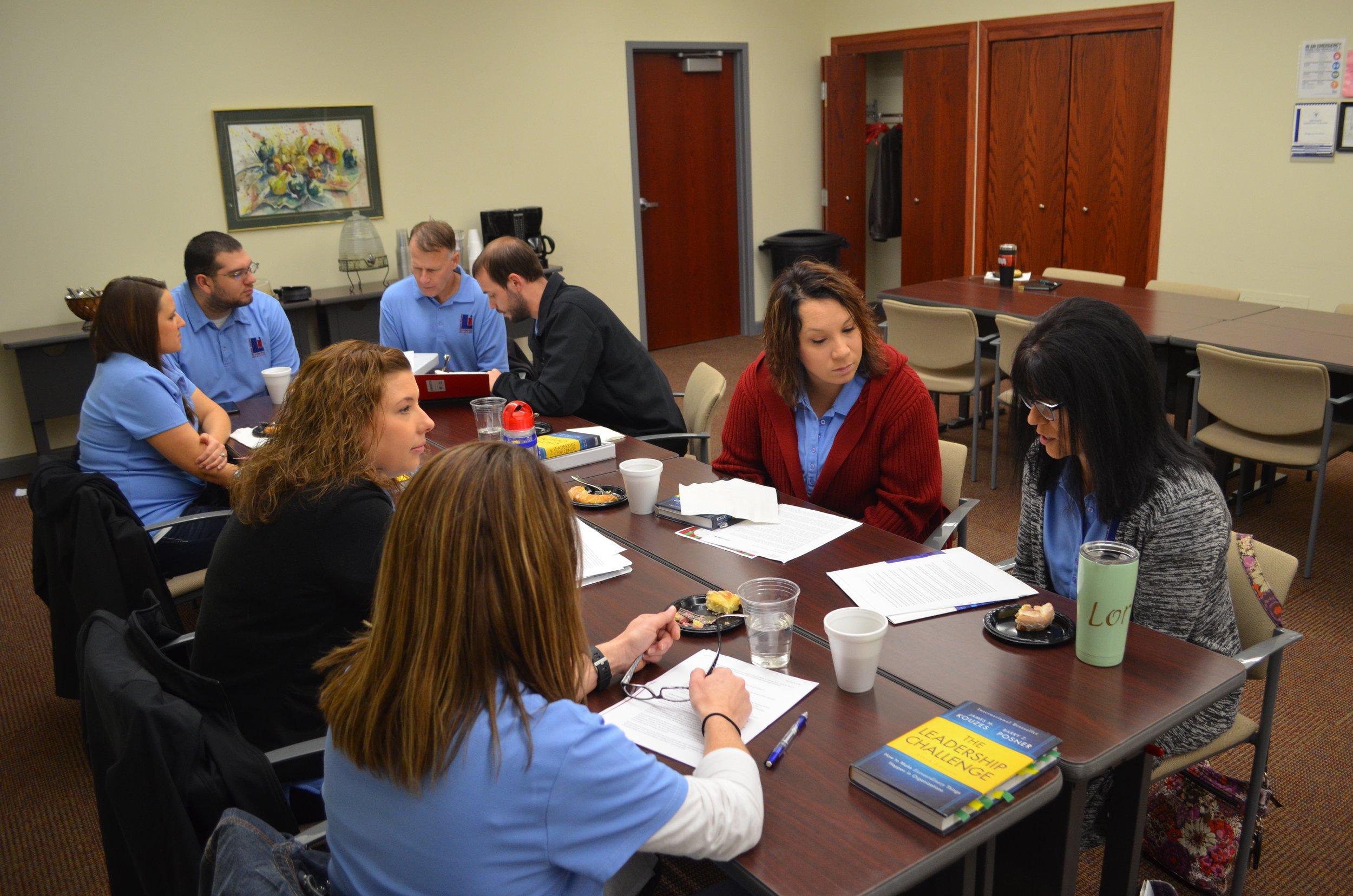 Leadership Training Program designed to help your organization.