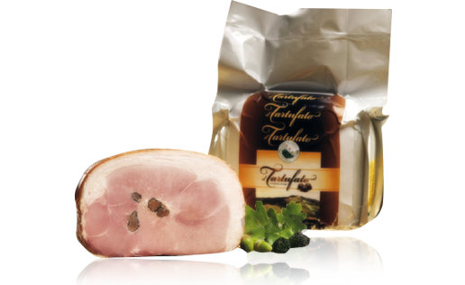 San Marino's Trüffel-Kochschinken -