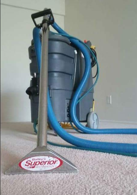 Step 3: Steam & Extract Cleaning