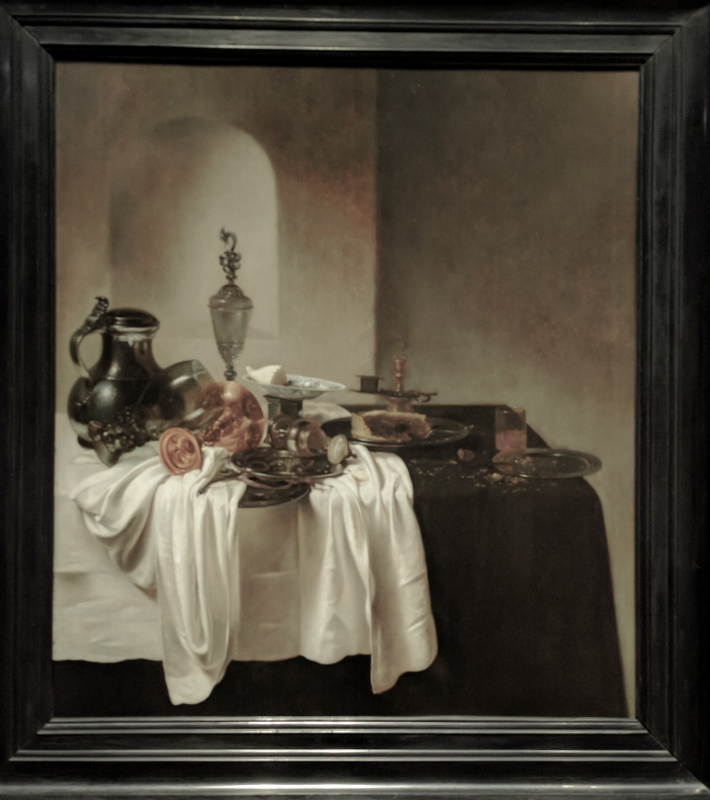 The following link will take you to the MFA's image and info page about this painting:  http://www.mja.org/collections/object/breakfast-still-life-with-glass-and-metalwork=33534