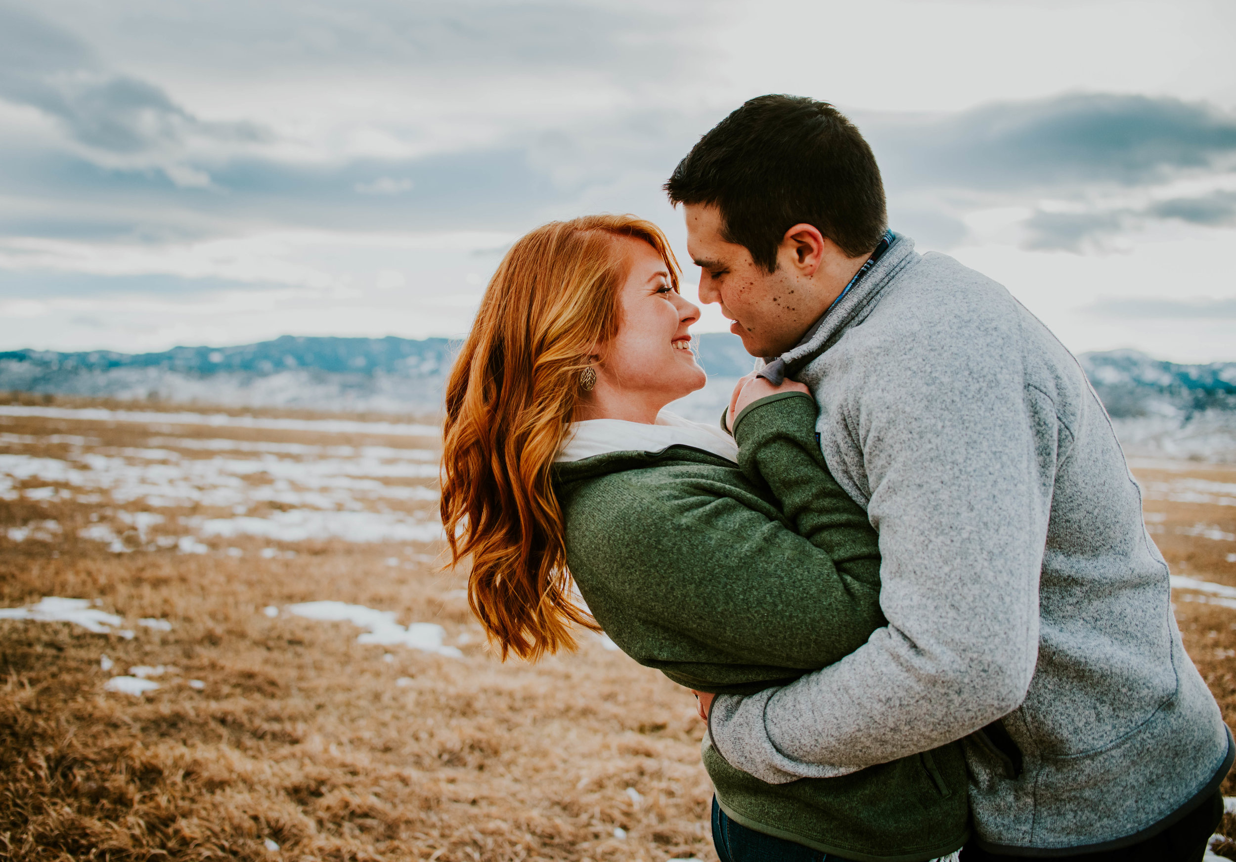 Miss. Miller's Photogrpahy | Colorado Mountain Engagement | Rocky Mountians