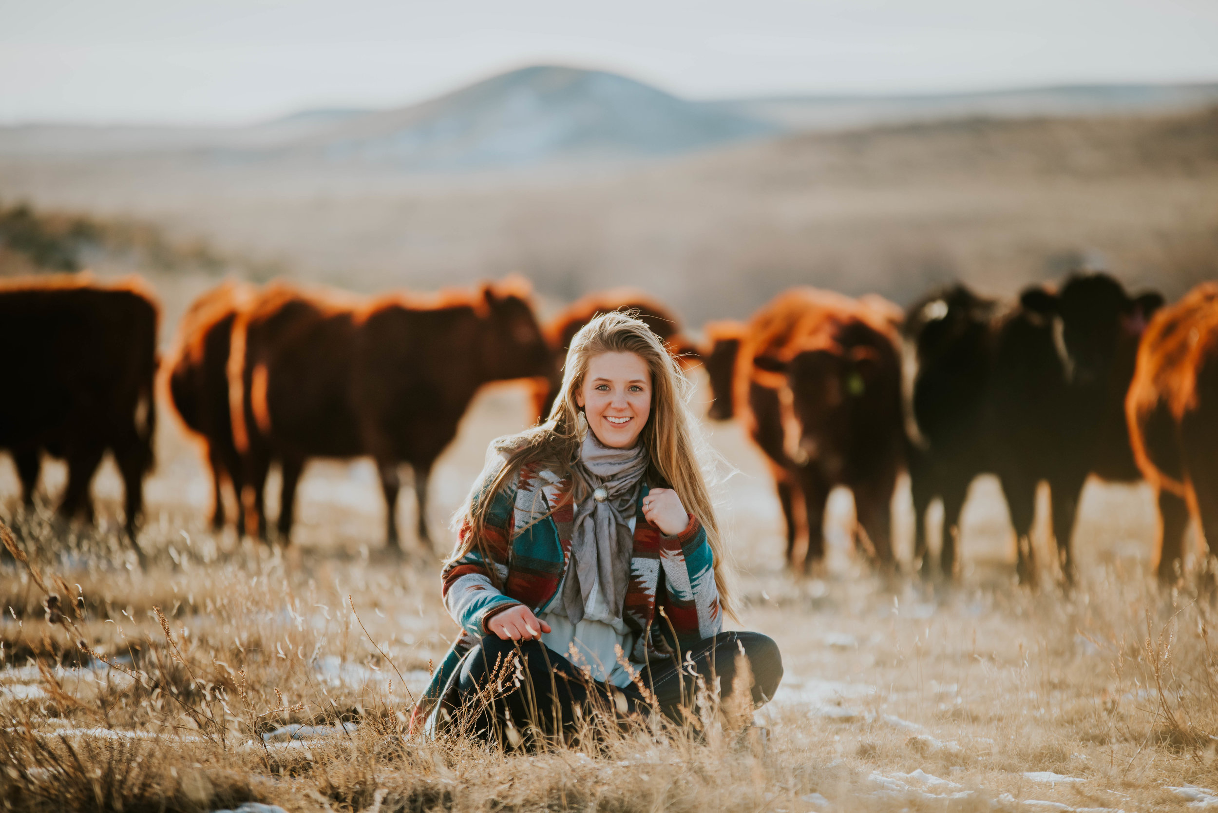Miss. Miller's Photography | Colorado Western Photographer | Cowgirl Photos | Cattle Ranching