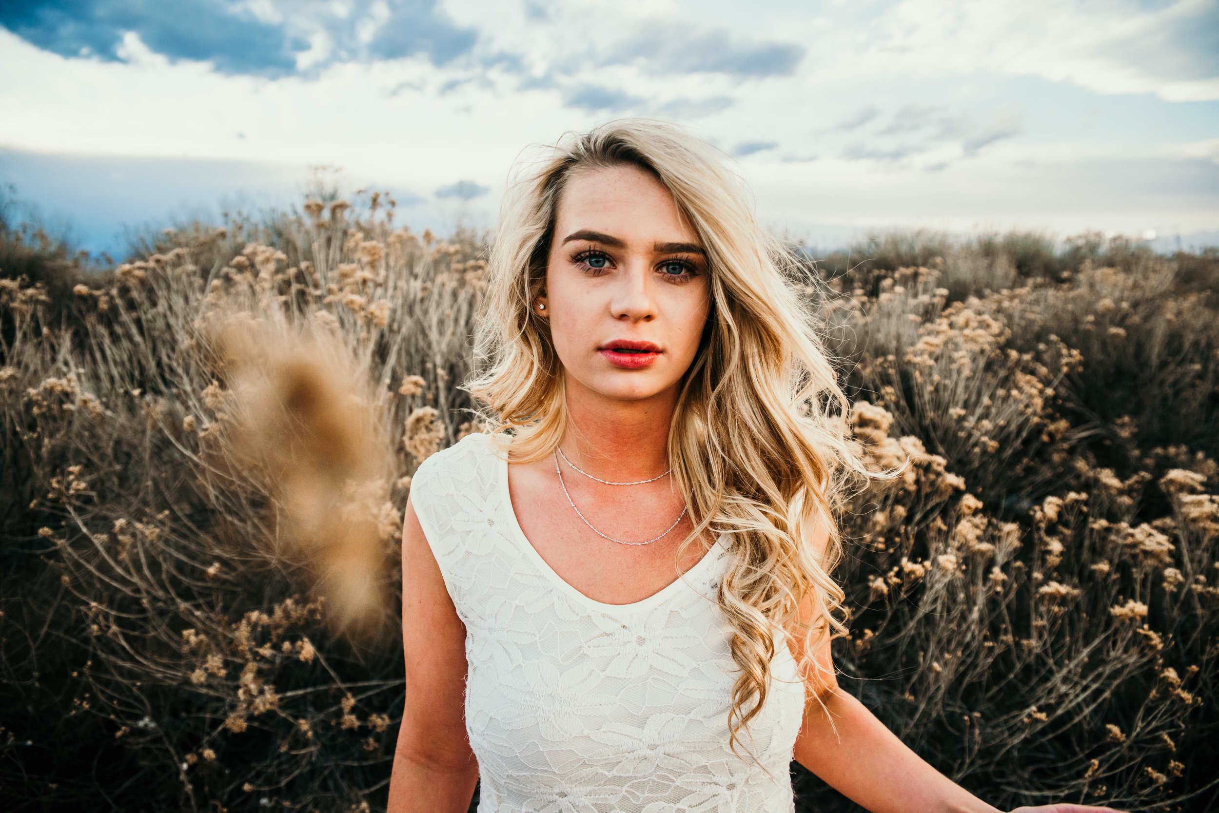 Miss. Miller's Photography | Colorado Senior Photographer | senior photo ideas | modern senior photos | senior photos for girls | girls wild flowers photo shoots ideas