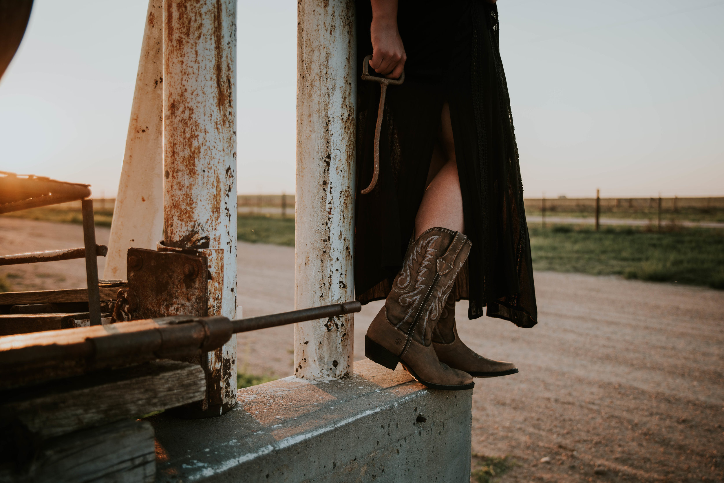 Miss Miller's Photography | Western Photography Ideas | Western lifestyle | Boot Photoshoot | NFR Fashion