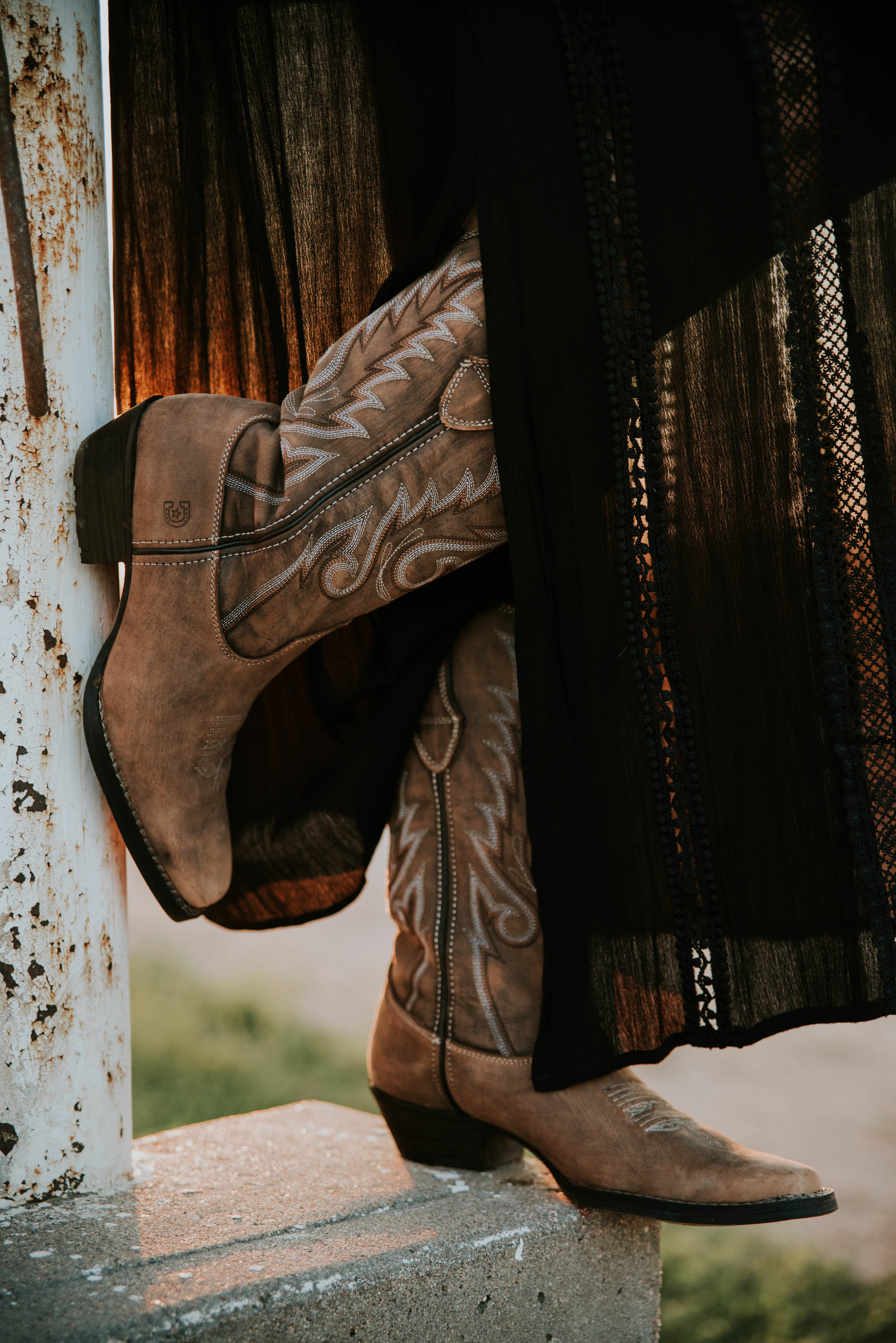 Miss. Miller's Photography | Durango Boots | Boot Barn | Brown Cowgirl Boots | Cowgirl Boot Pictures | Country Boots Girls |