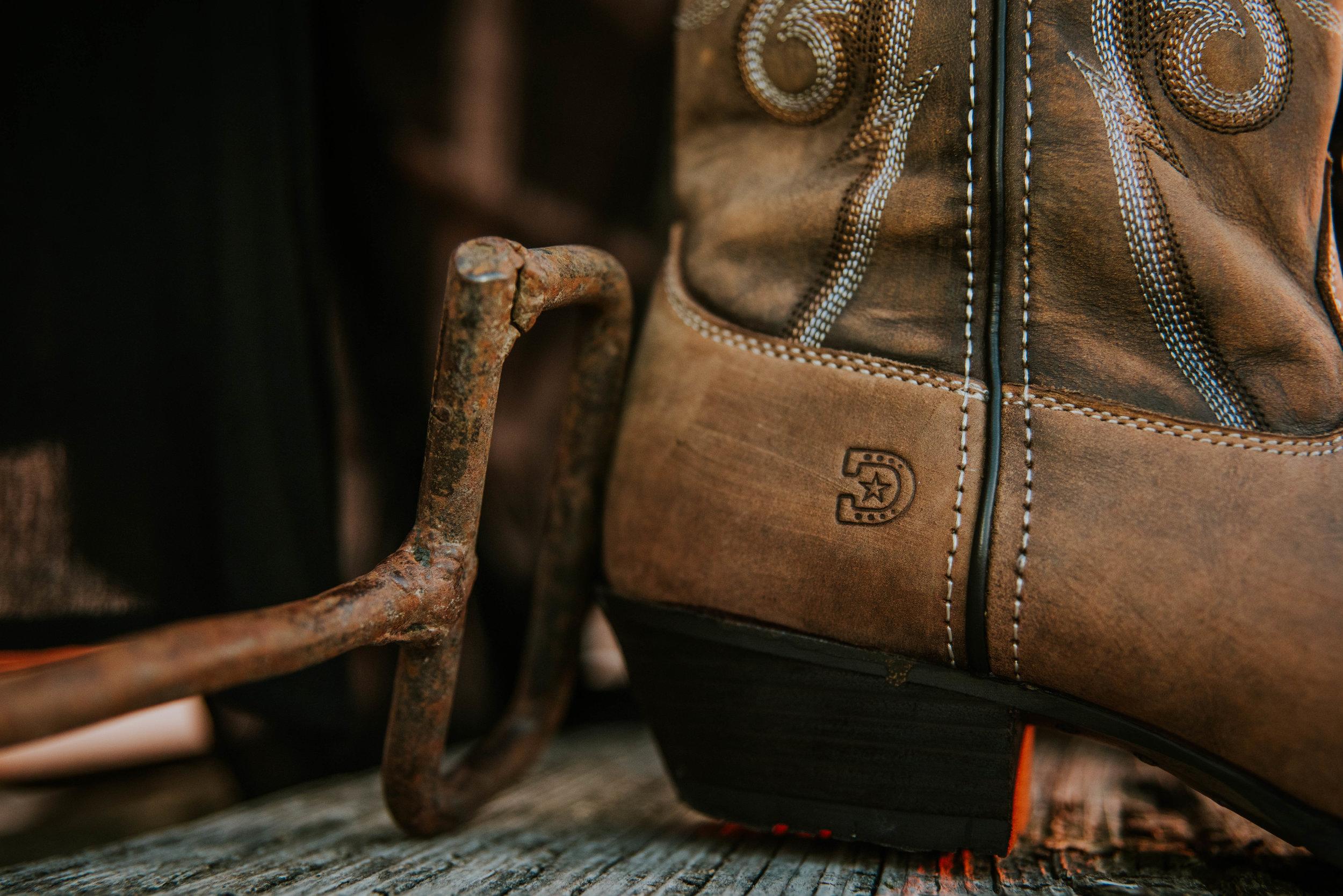 Miss. Miller's Photography | Colorado Wedding Photographer | Colorado photographer | Durango Boots | Colorado Cowgirl | Cowgirl photo ideas | brown cowgirl boots