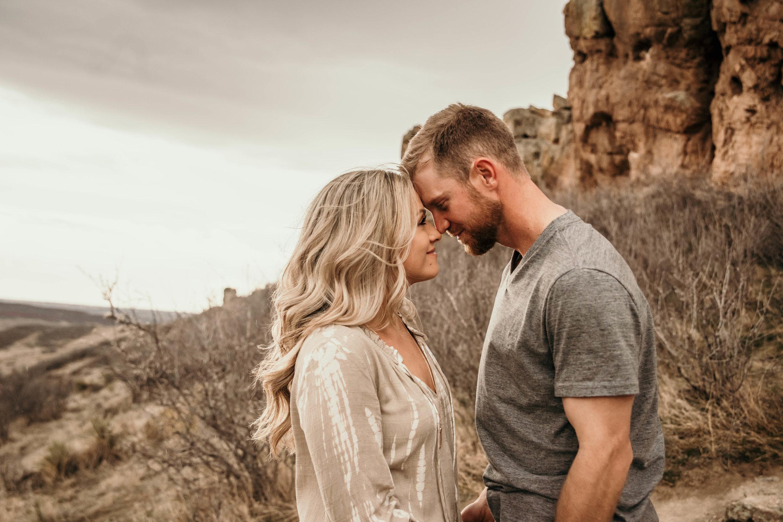 Colorado Destination Wedding Photographer | Miss. Miller's Photography | Colorado Engagement Photographer