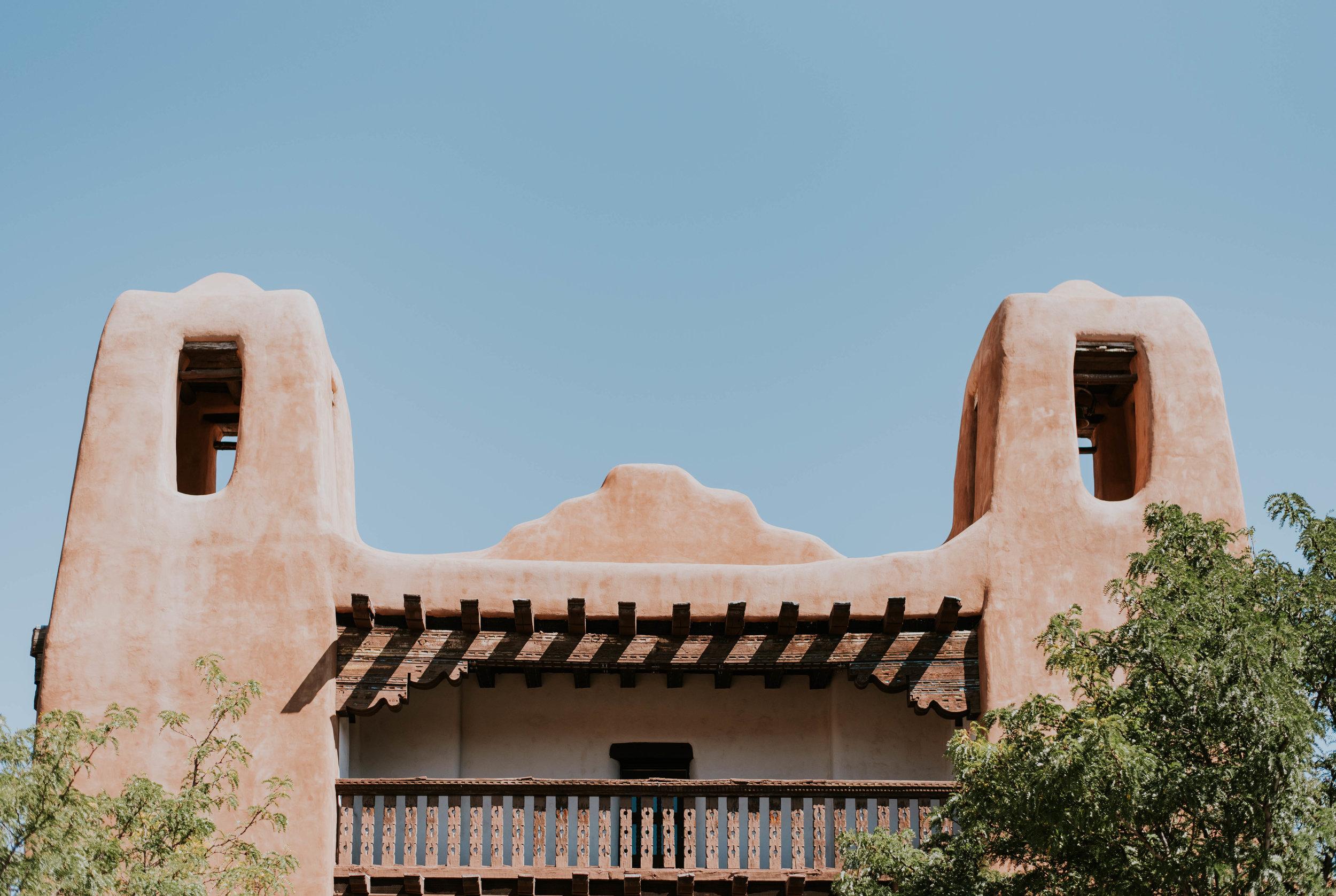 Miss. Miller's Photography | Santa Fe Wedding Photographer | Santa Fe Plaza
