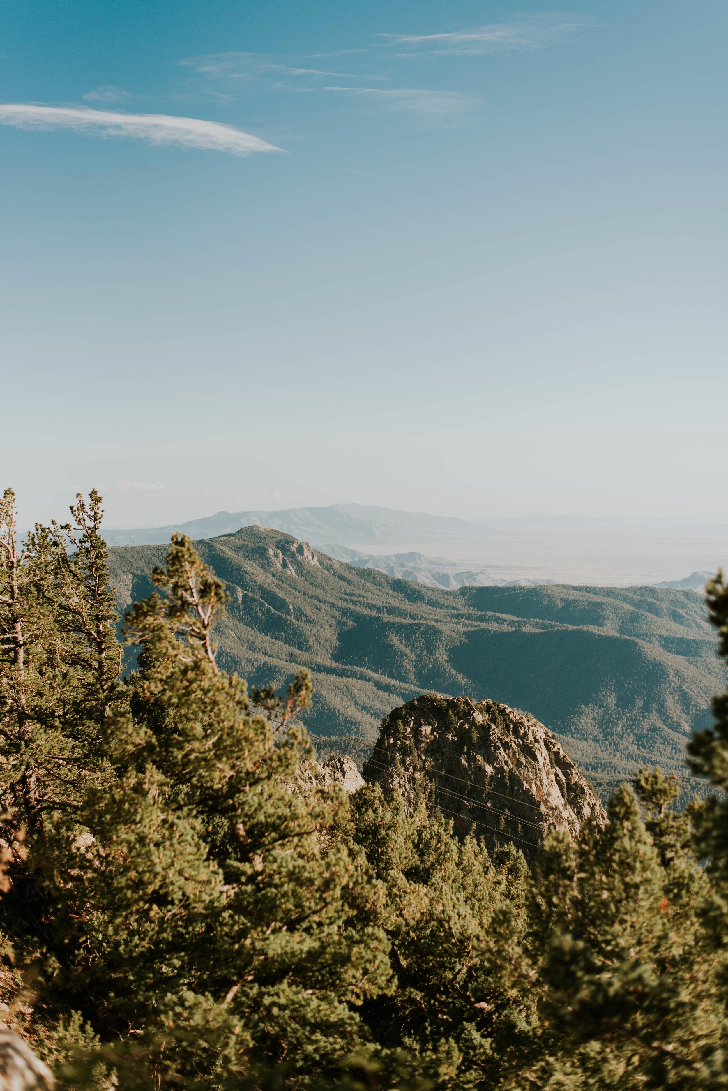 Miss. Miller's Photography | Santa Fe Wedding Photographer | Sandia Peak Tram