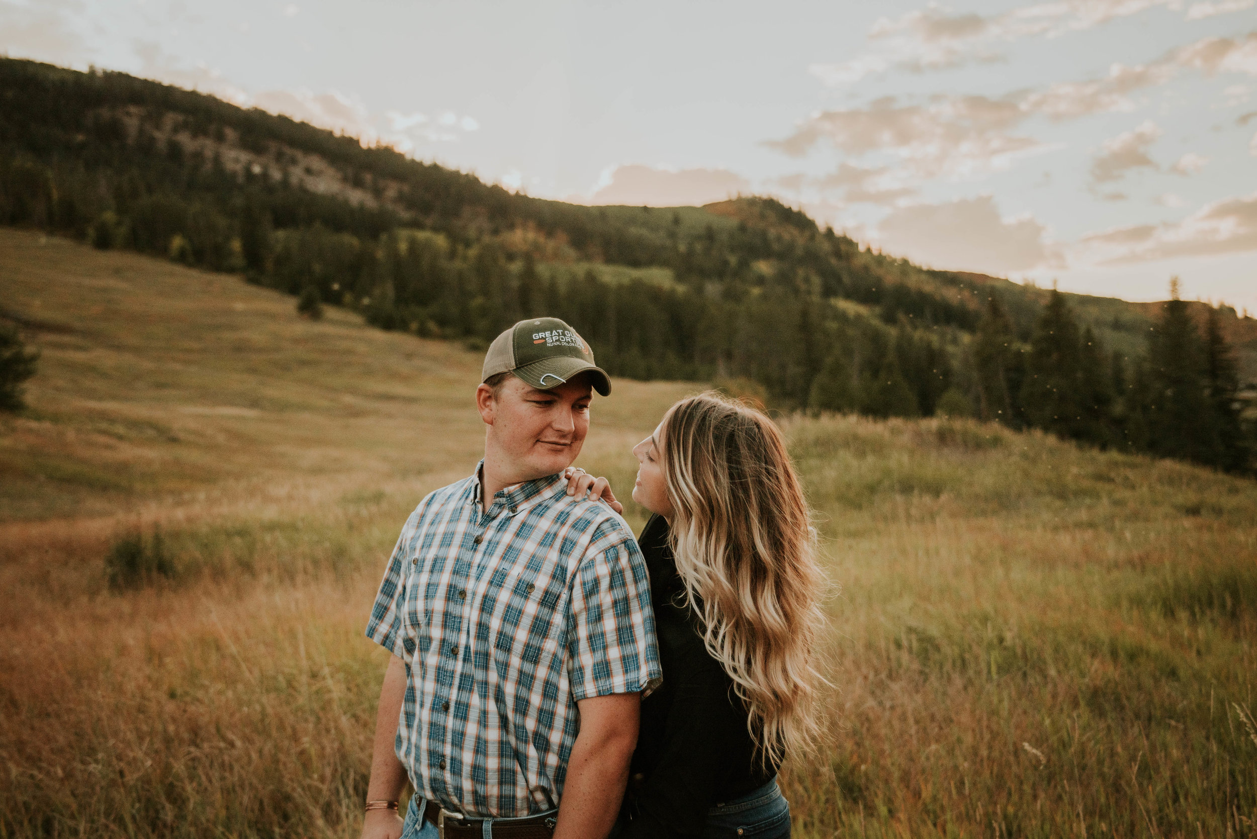 Miss. Miller's Photography | Colorado Wedding Photographer | Vail Colorado | Vail Wedding | Colorado Engagement Photos | Vail Wedding Photographer | Engagement Photos | Mountain Engagement Photos |