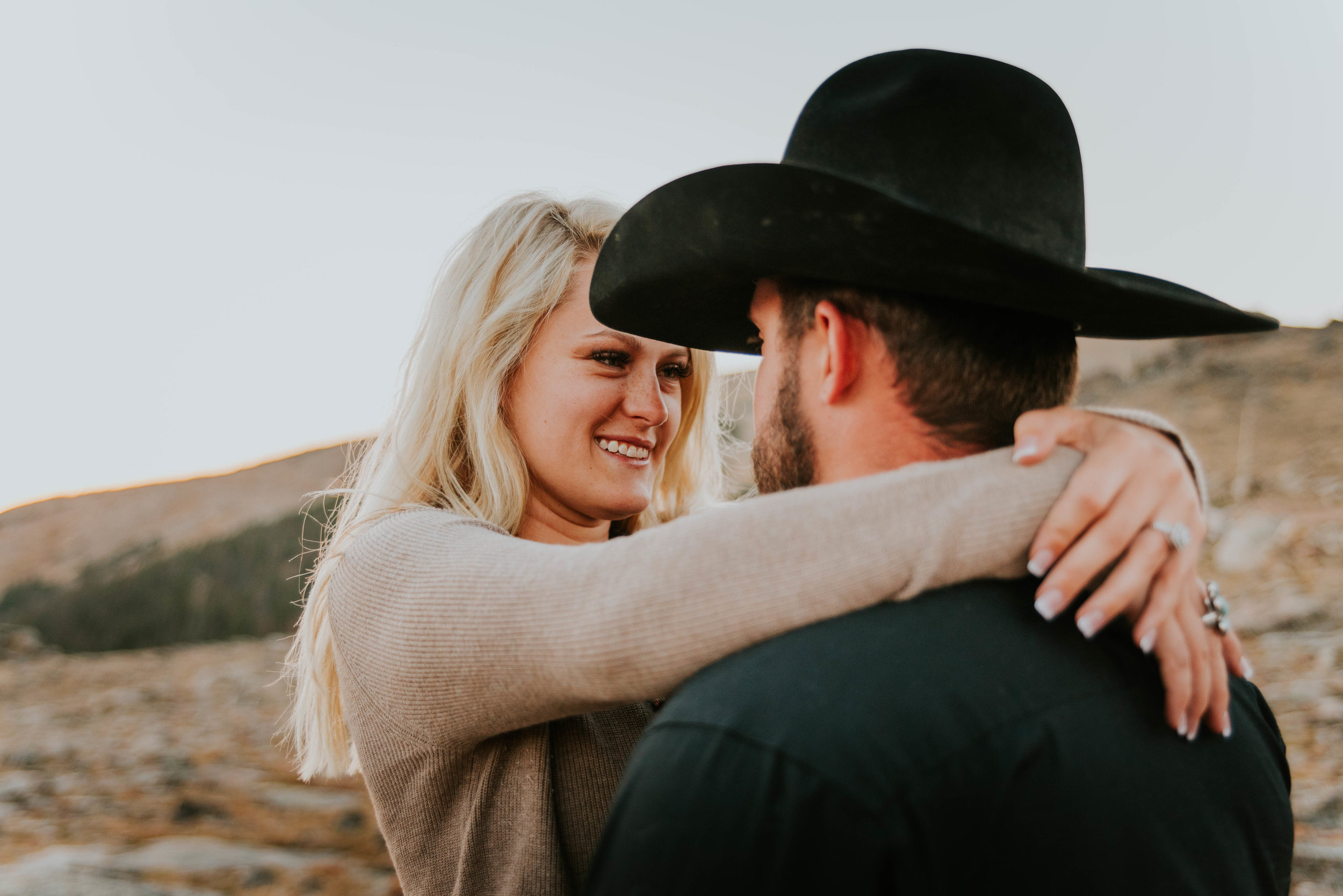 Miss. Miller's Photography | Trail Ridge Road Engagement Photos | Rocky Mountain National Park Engagement Photos | Estes Park Wedding Photographer | Colorado Wedding Photographer