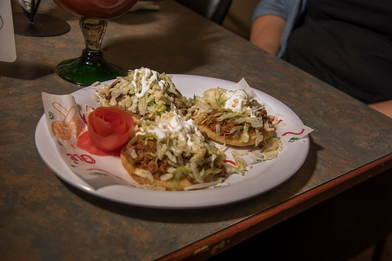 Sopes | Photo Cred:  Joe Wittkop