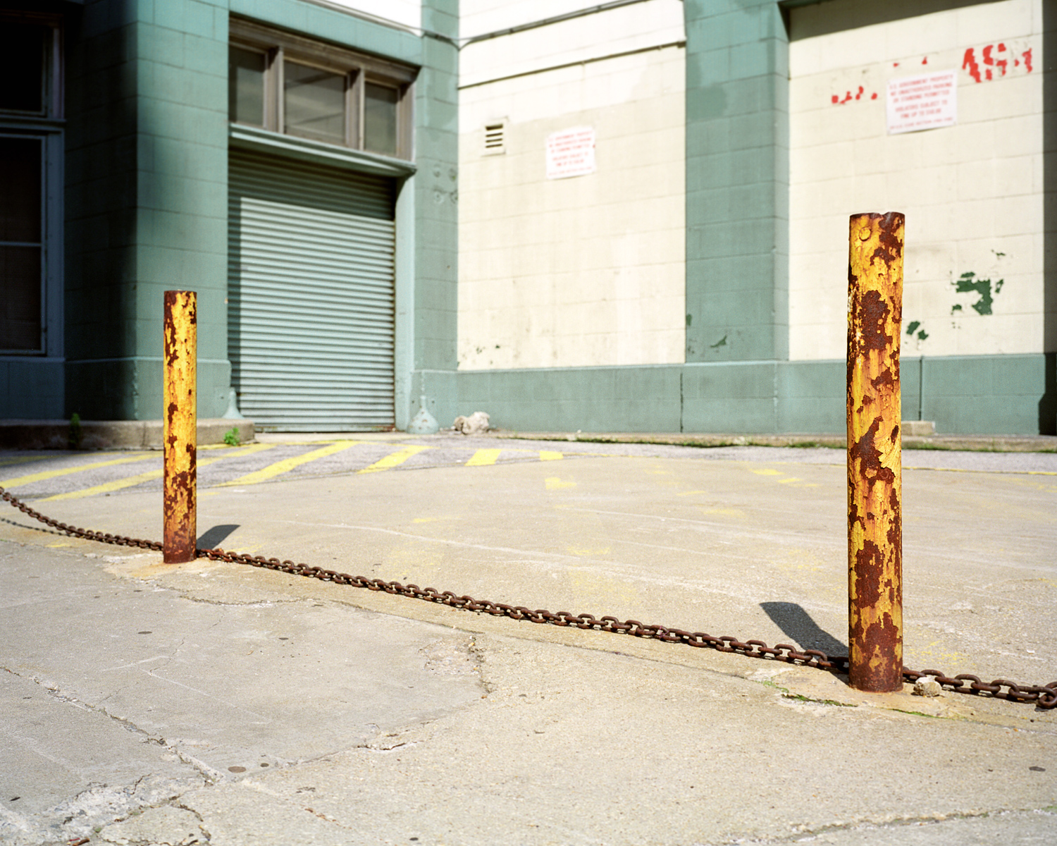 FOUND NYC STREET GOALS//COMMISSIONED BY NIKE SOCCER