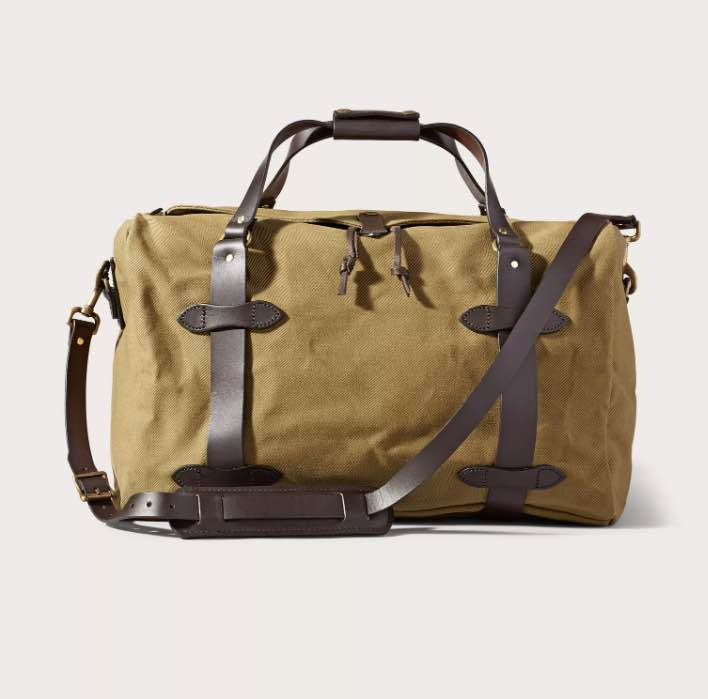 Filson Weekend Duffle $395