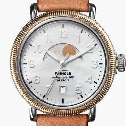 Timeless Shinola Watch $650