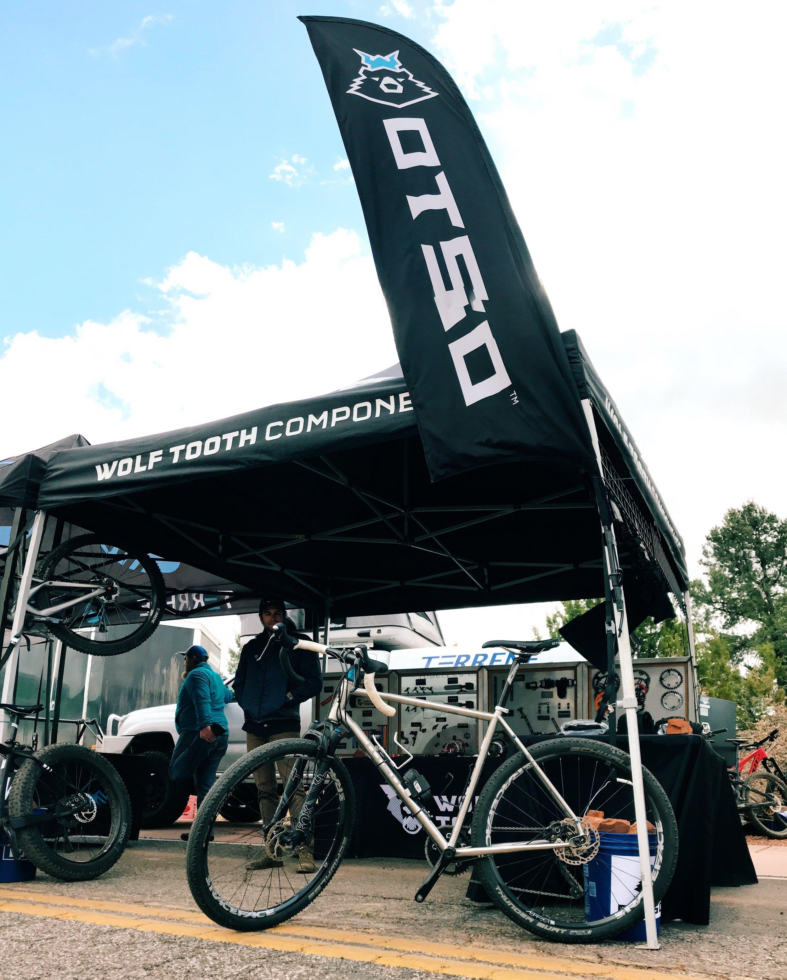 otso cycles at sedona mtb festival.JPG
