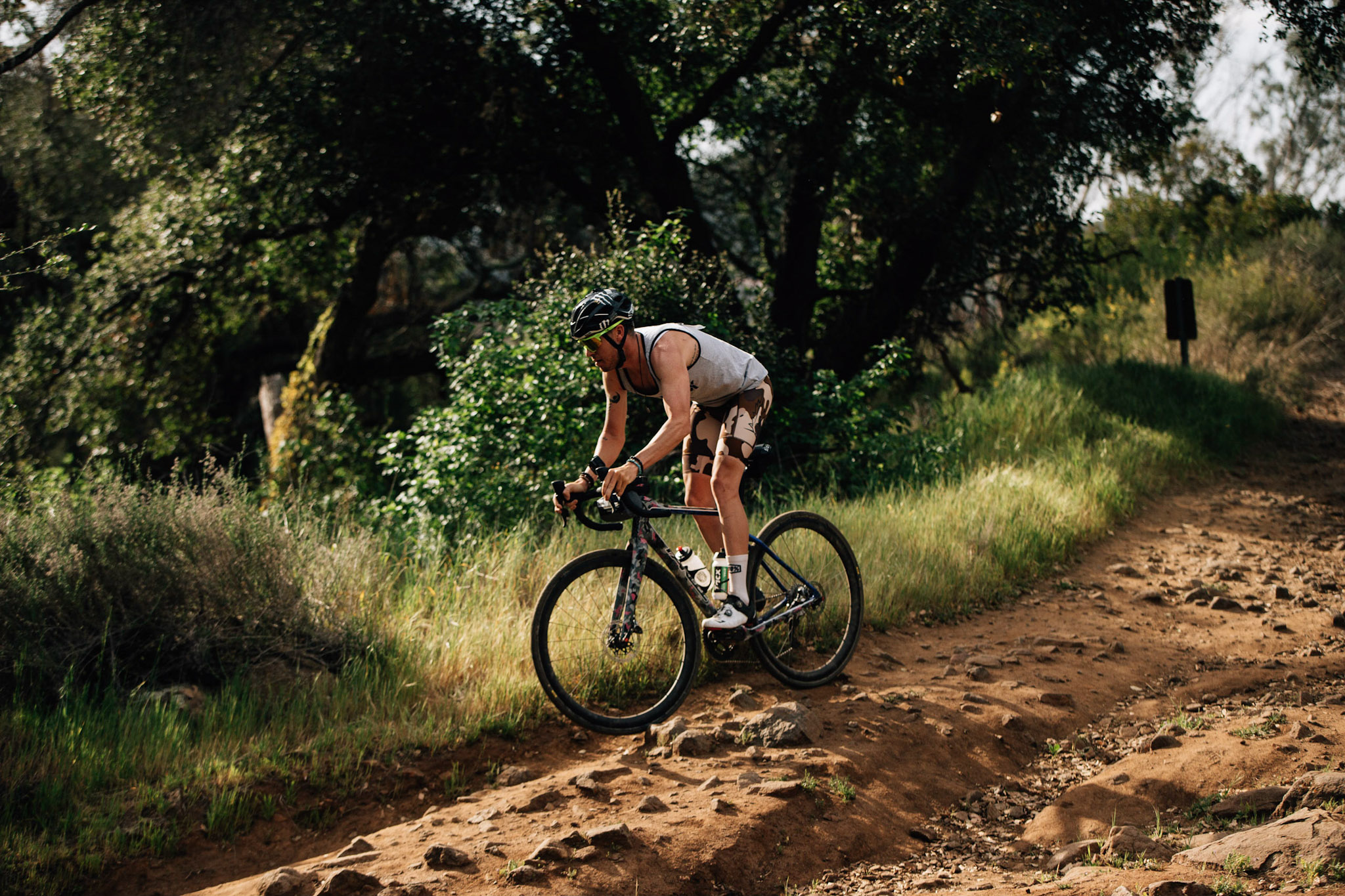 Jon Hornbeck brings his own unique style to gravel, and we dig it. #spndx