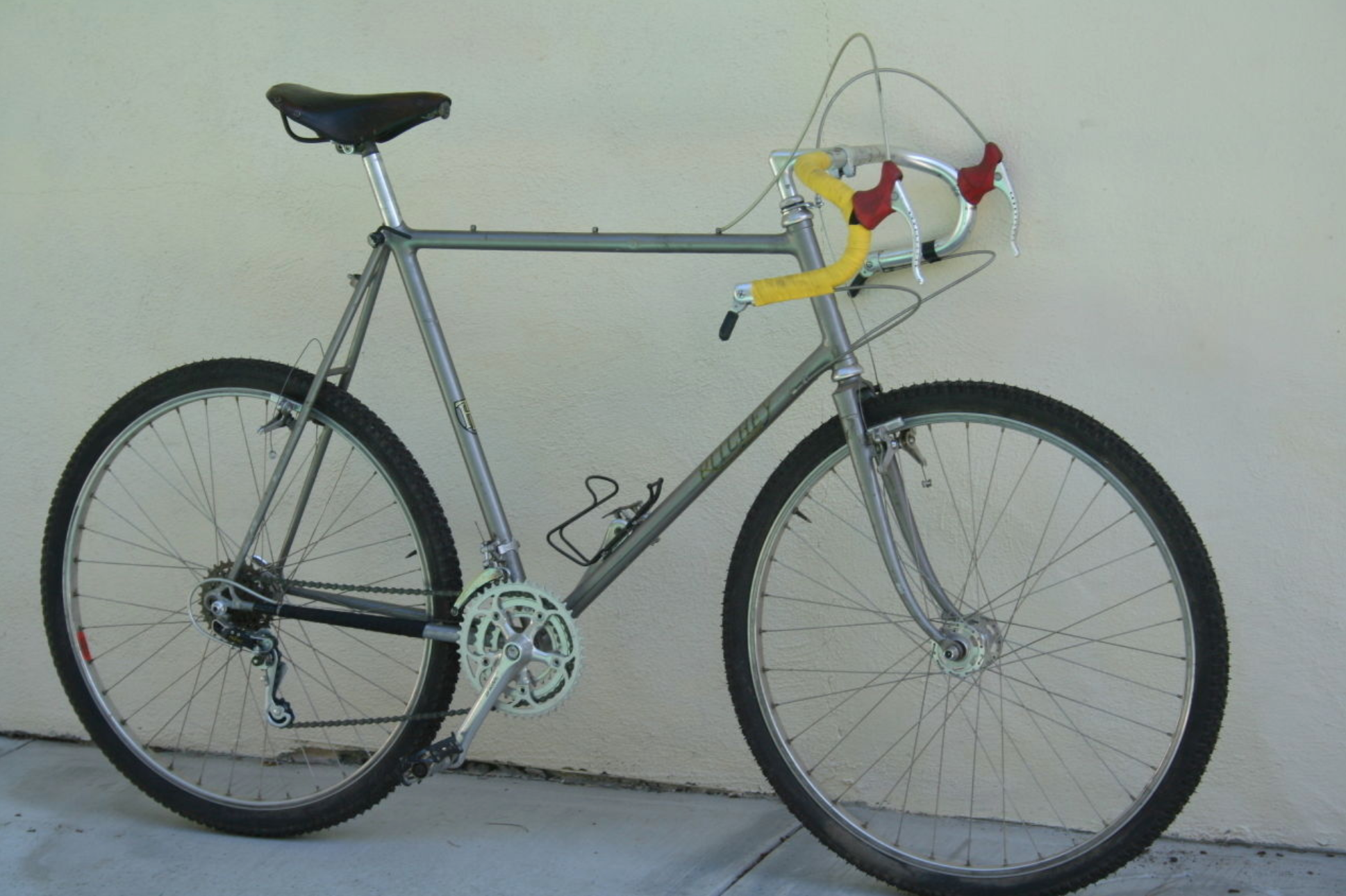 Early Ritchey Gravel Bike