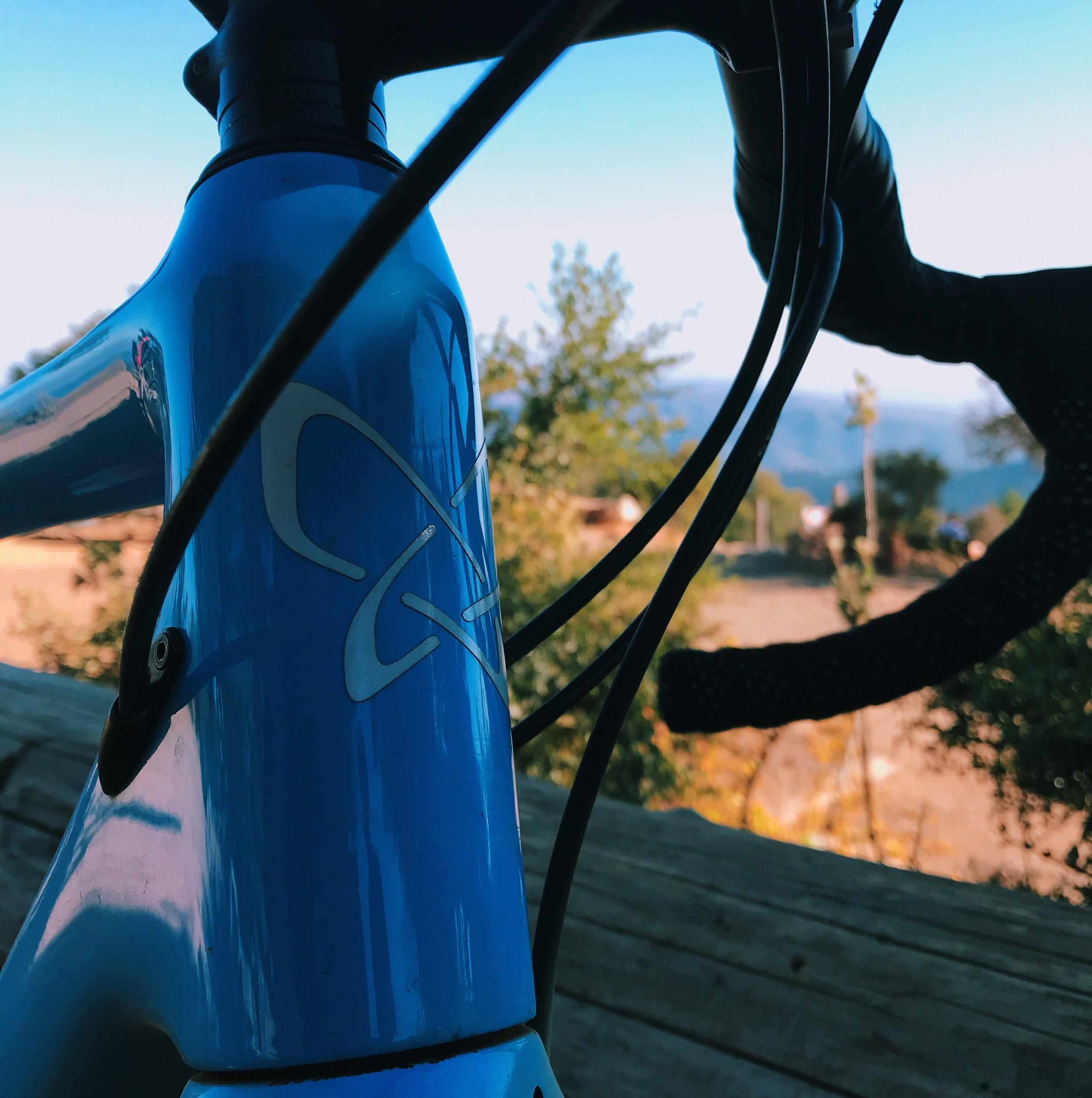 Thesis Bike Headtube