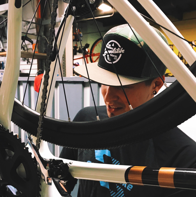 7 Panal Richardson Black / Green Camo Trucker Hat