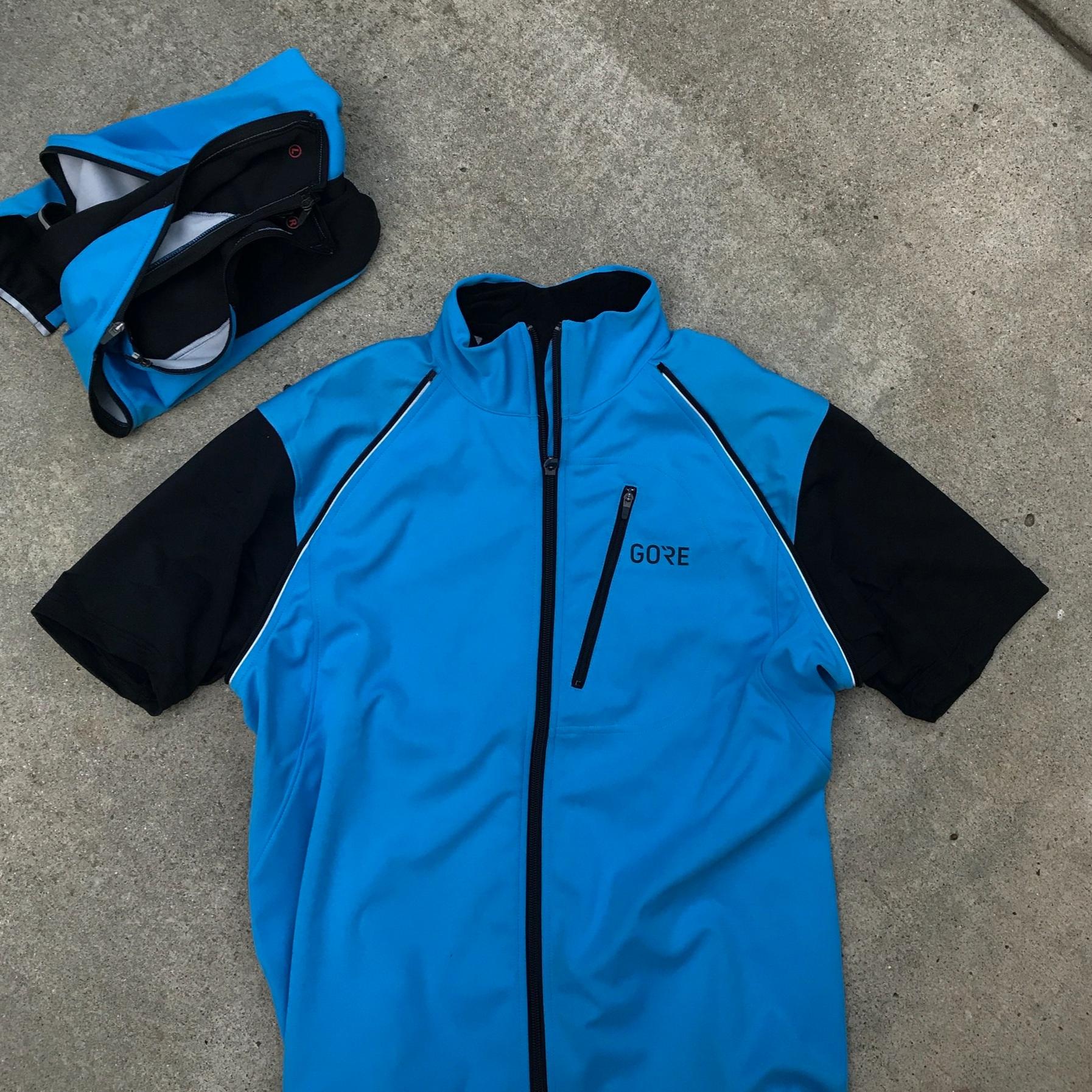 Gore Windstopper Jacket