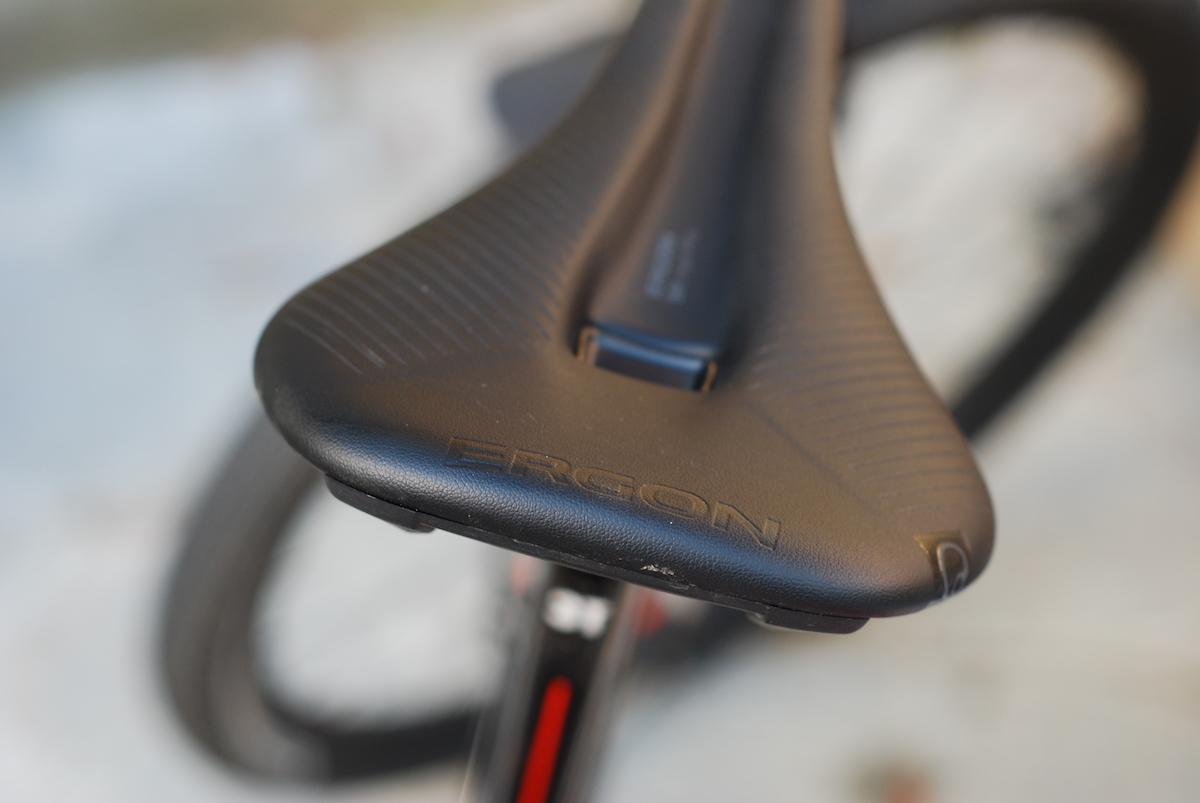 Ergon SR Pro Saddle for Men