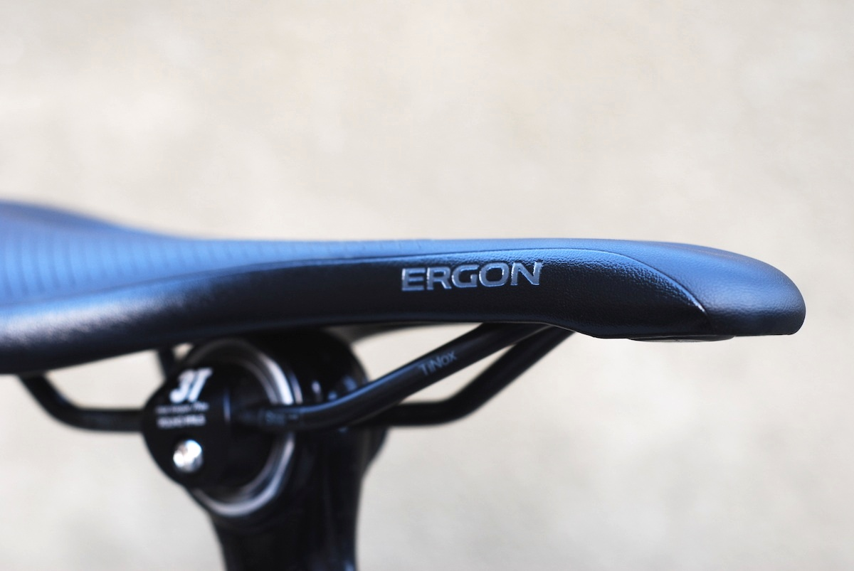 SR Comp and Pro models feature TiNox rails
