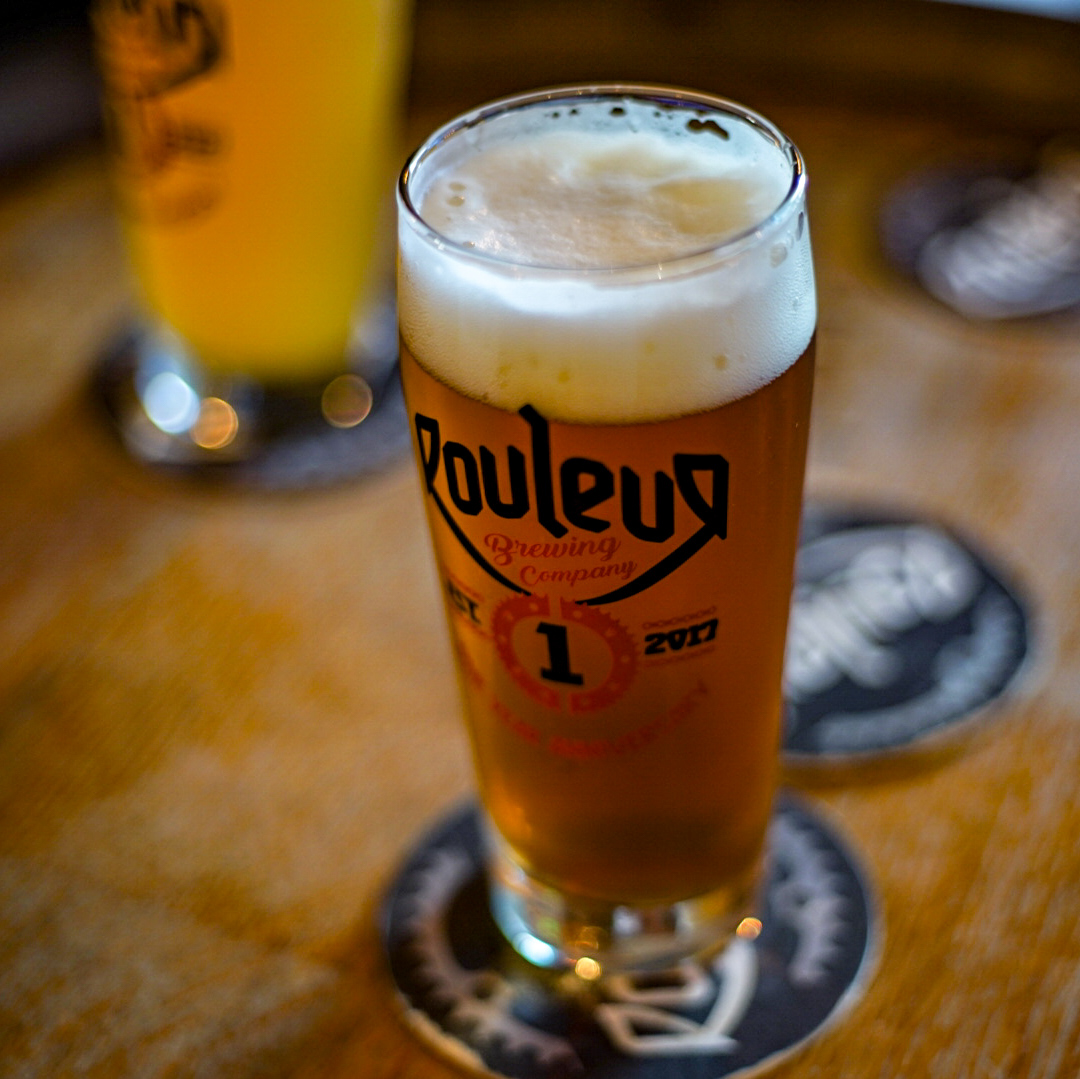 Participants will enjoy tacos and Rouleur Brewing beers at the post-ride event party. PC: Tony Brandotti