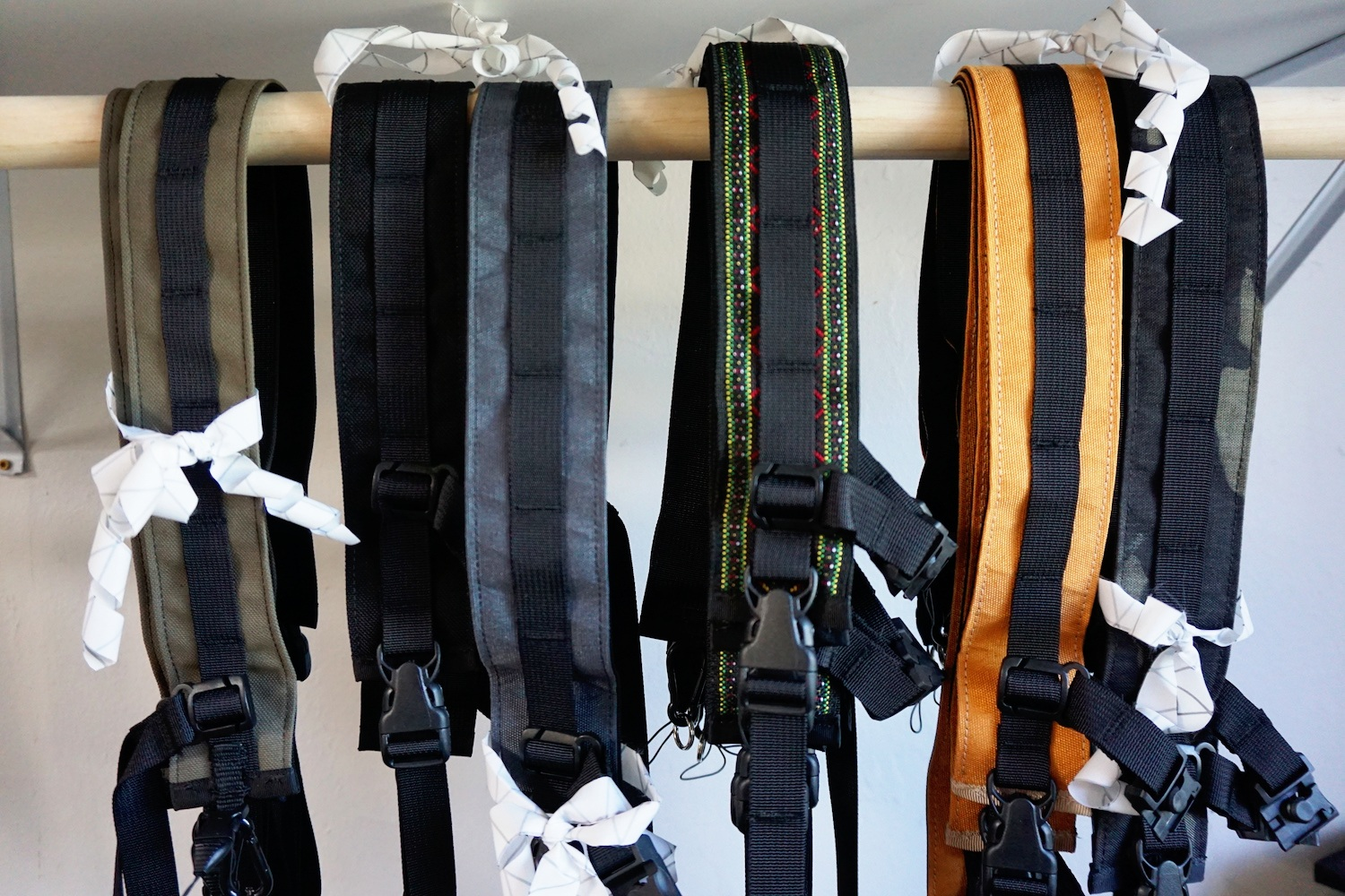 The Outer Shell Camera Strap