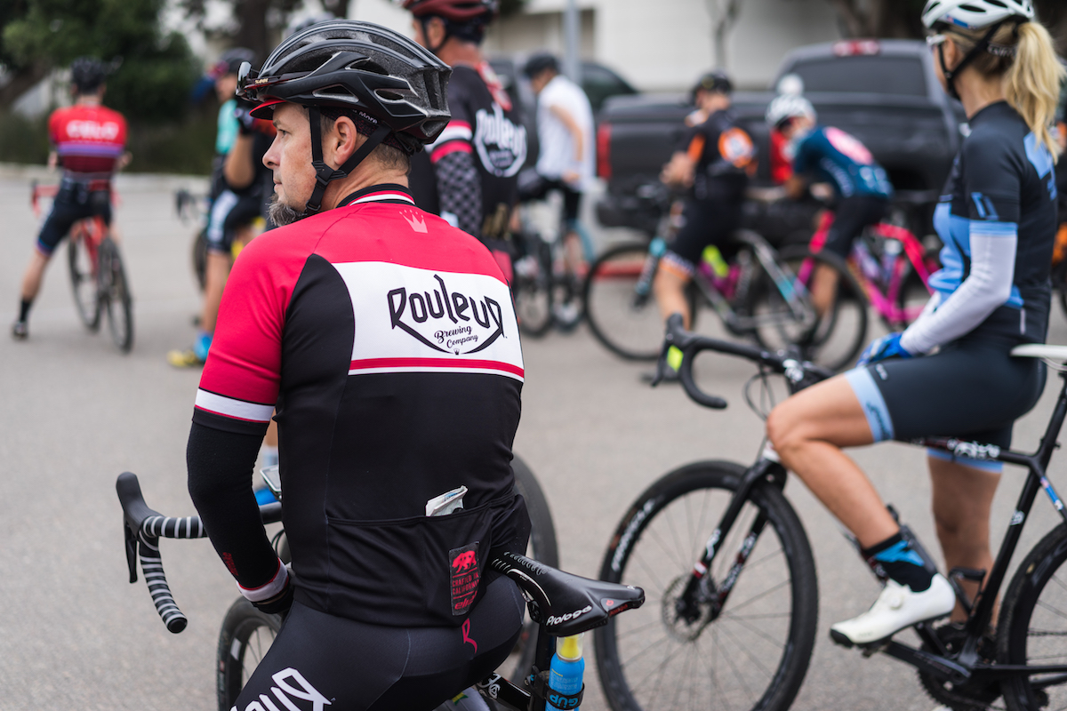 Rouleur roller and pro beer crusher Marc Chilcote was well prepared for his second Hunt