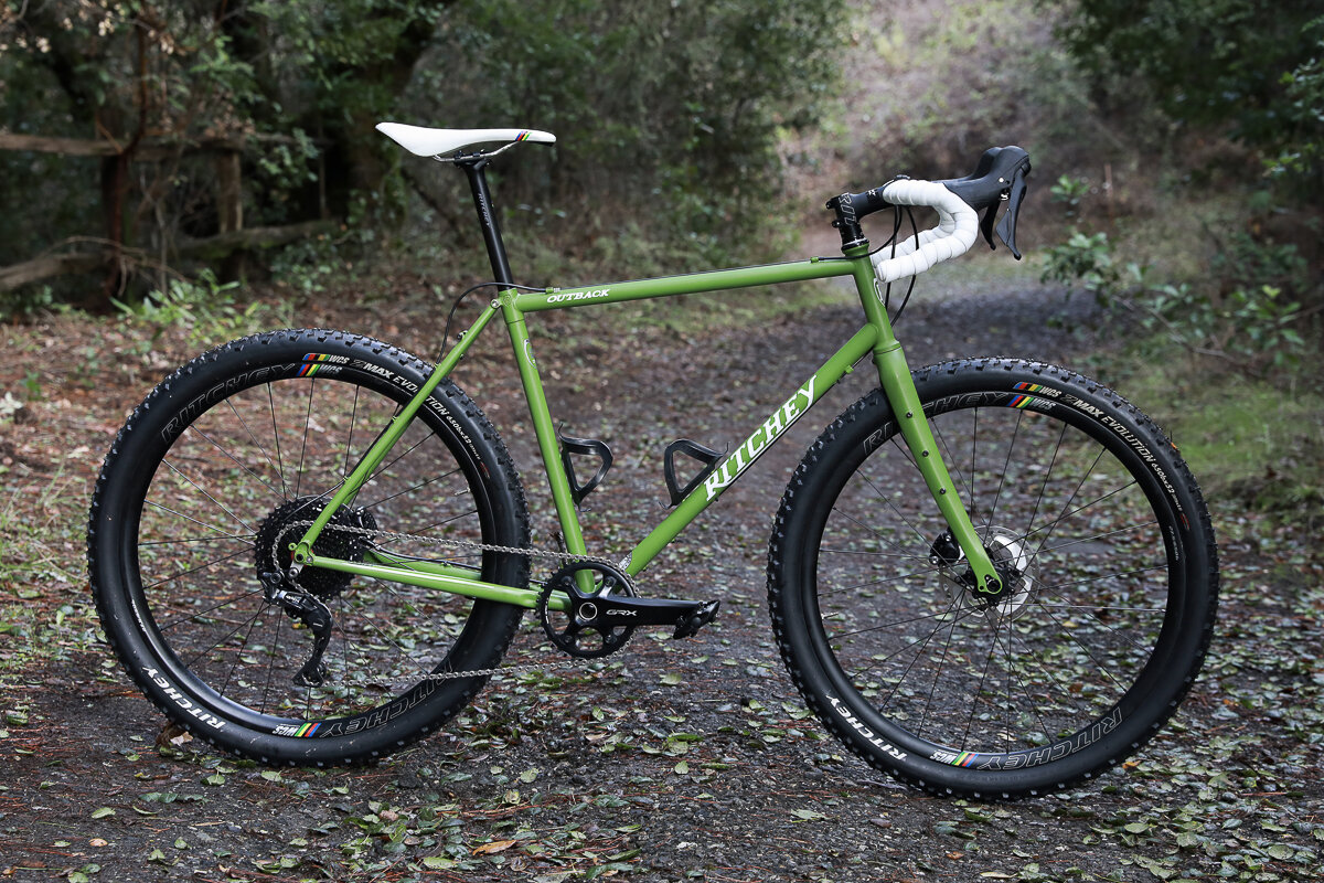 2020 Ritchey Outback - Where Guac Meets Gravel