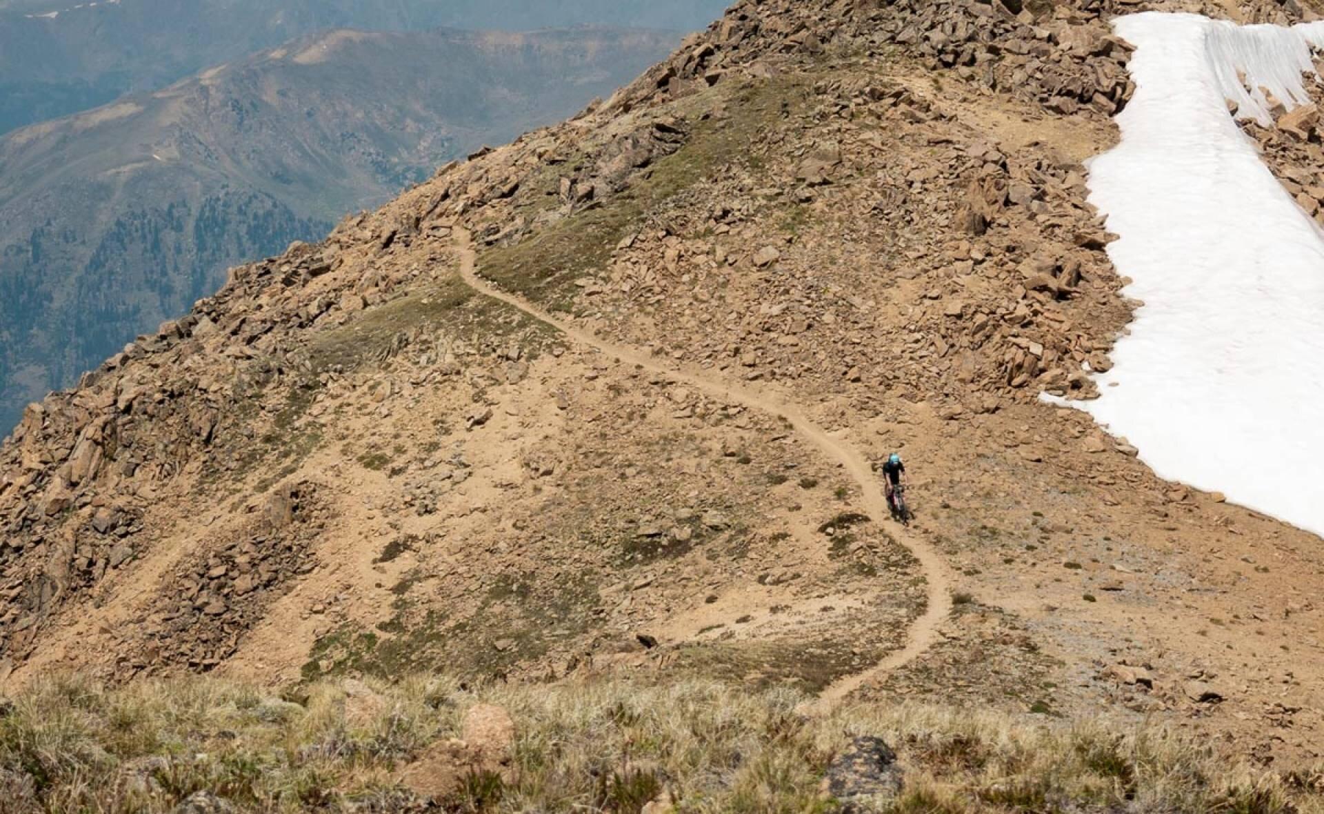 Jones Pass Colorado Gravel Adventure Ride with Rodeo Labs