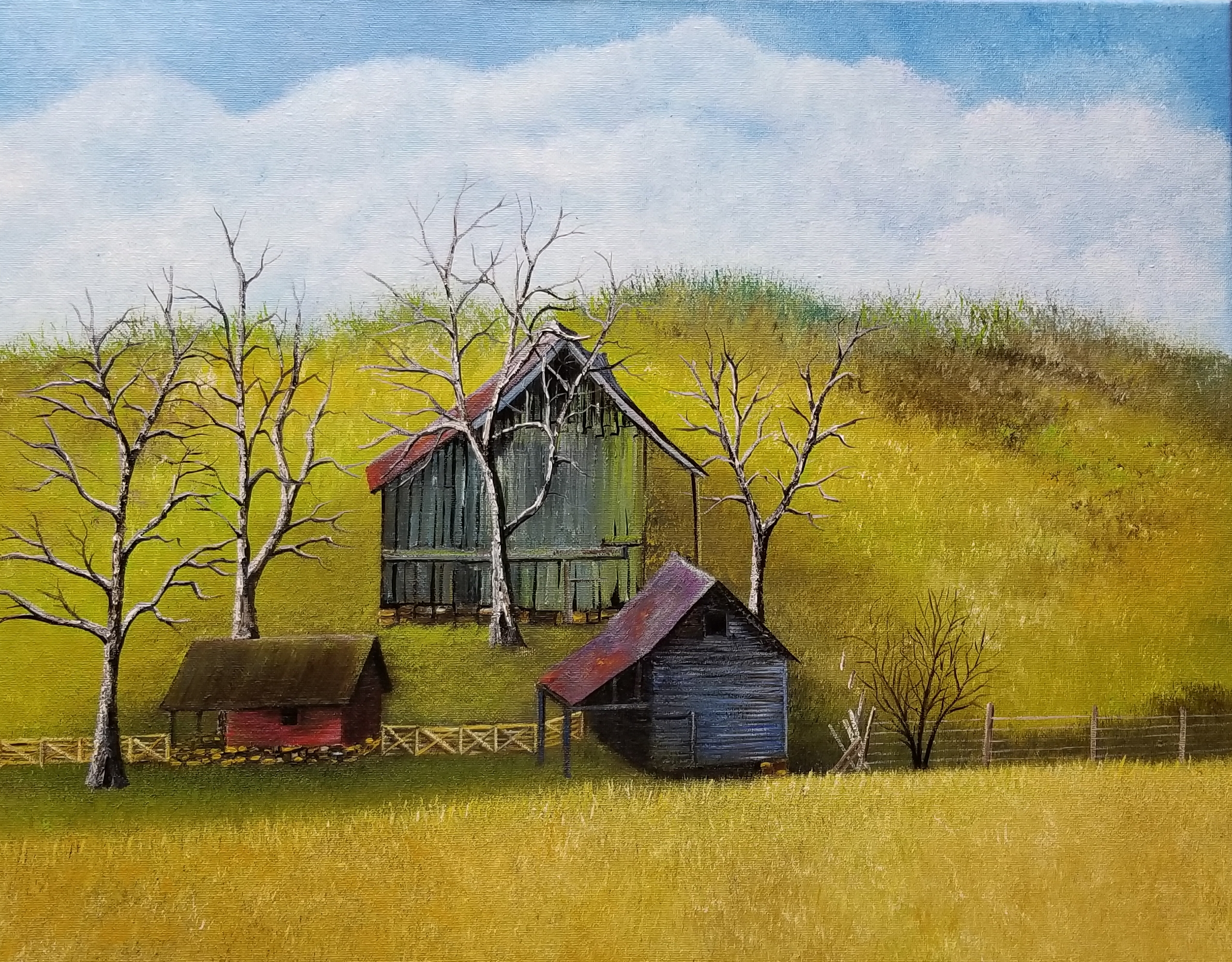 Lackey_Early Spring_Acrylic 16 X 20.jpg