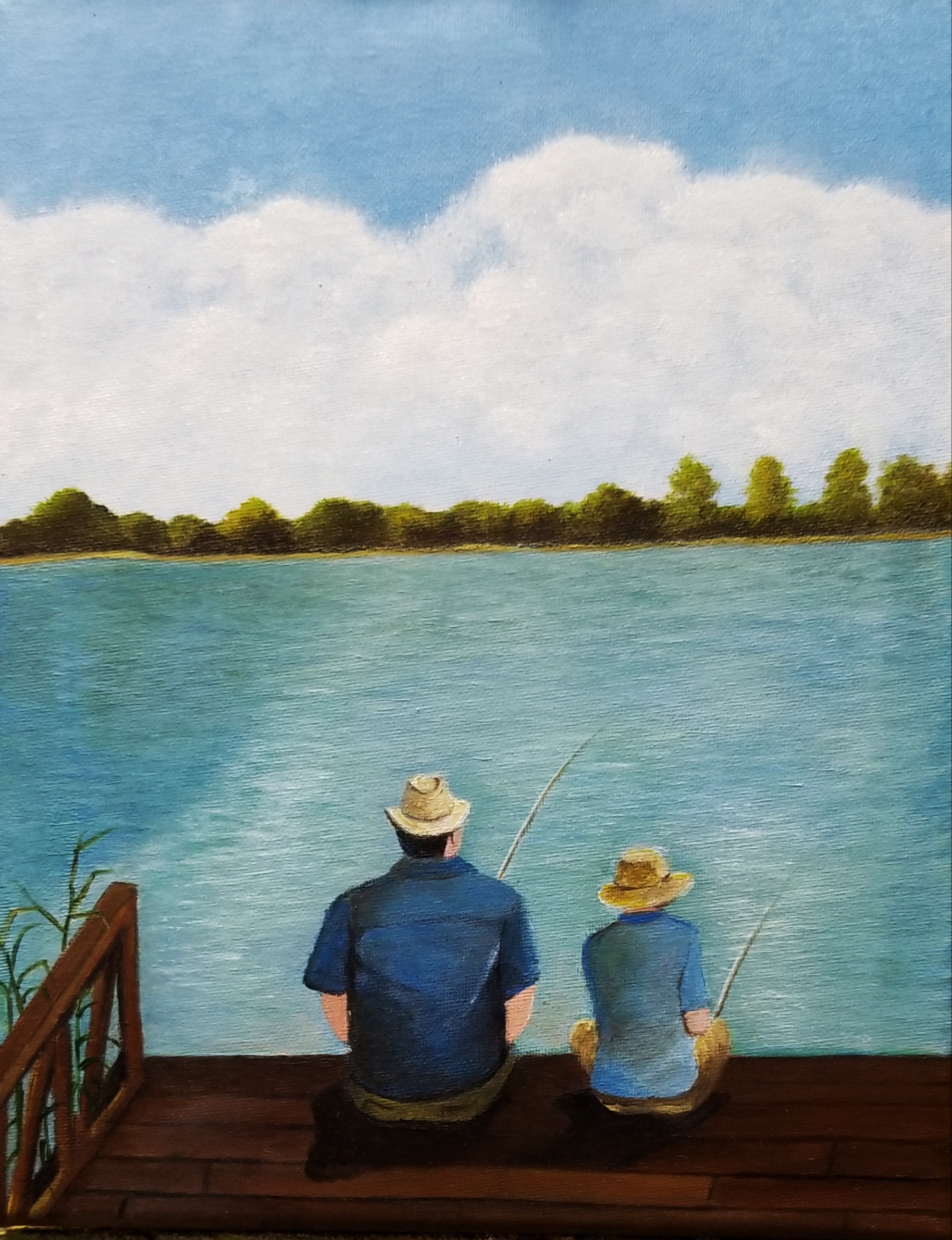 Lackey_Gone+Fishin%27_Acrylic+11+X+14.jpg