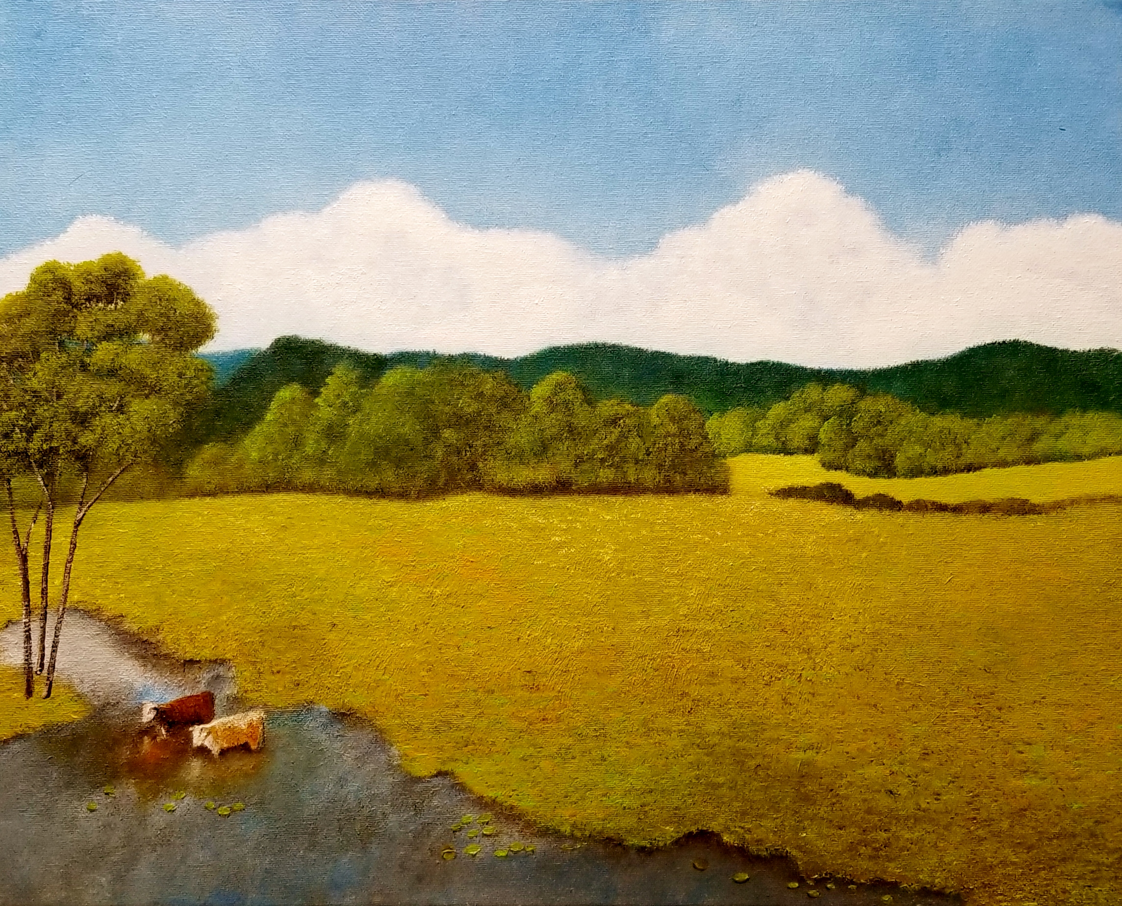 Lackey_Summer Days_Acrylic 16 X 20_7.5.19.jpg