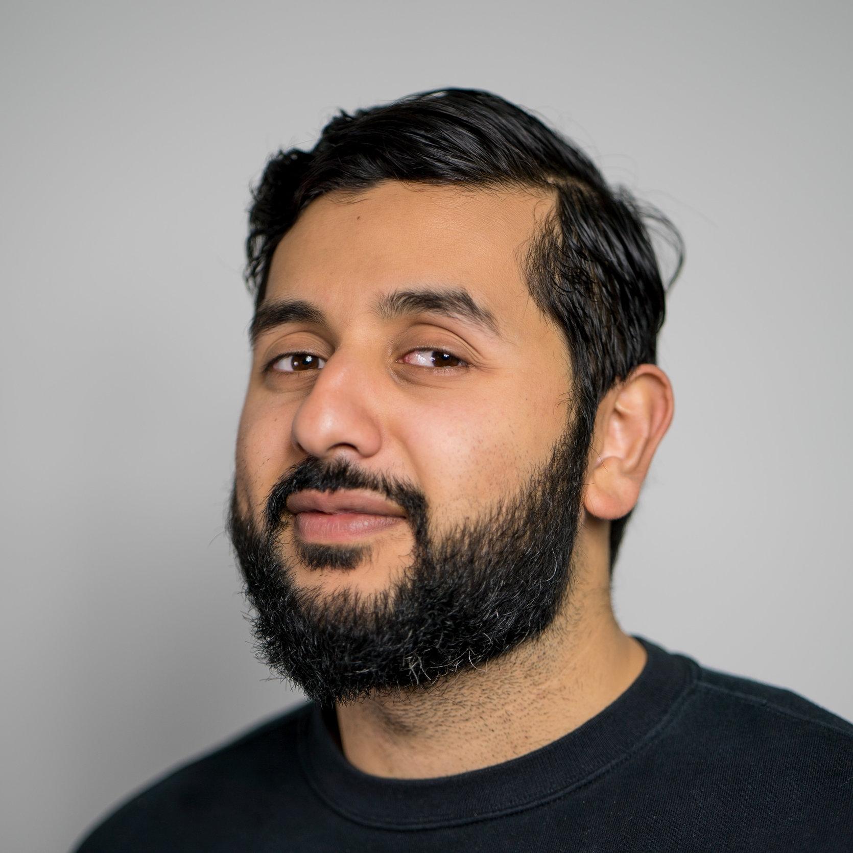 Suhail Patel  Host