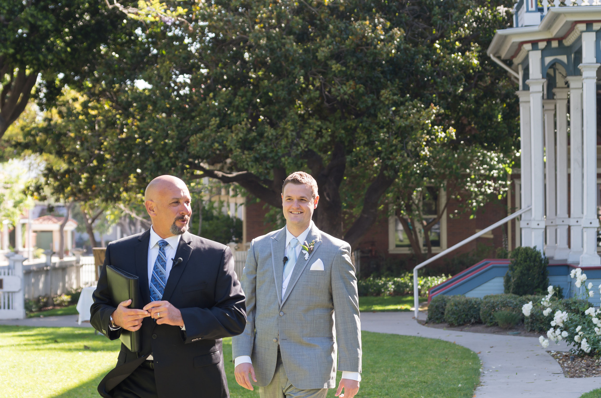 walking the groom.JPG