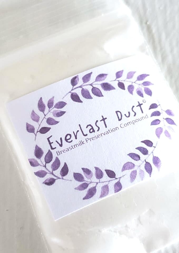 Have your Everlast Dust ready to go!