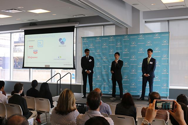 And that is a wrap on our 2018 program! What a wonderful, inspiring, and fulfilling summer it has been! Our 2018 Pitch Day had 9 companies showcase their accomplishments and 4 teams came away with our 5 awards!  Best Delivery: @waituplines  Best Content: @matchmeds  Most Investable: @koalityprograms Judges' Award: @getprivasee  And our Overall Winner was @matchmeds !!!! A huge congratulations to all of our students who pitched yesterday! We wish you the best of luck in your future endeavors!  Thank you to our judges; Lori Massad, Rui Jing Jang and Branden Kao!  Finally, we would like to thank all of our mentors and speakers for being a huge part of our student's journeys as they developed into driven, passionate, and well-rounded entrepreneurs.  Thats a wrap on #endevvr2018