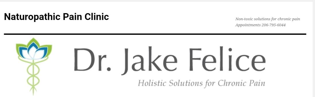 Dr. Jake    Felice ND.