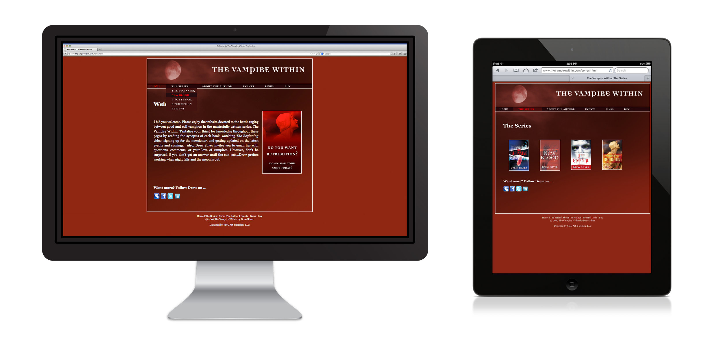 www.thevampirewithin.com