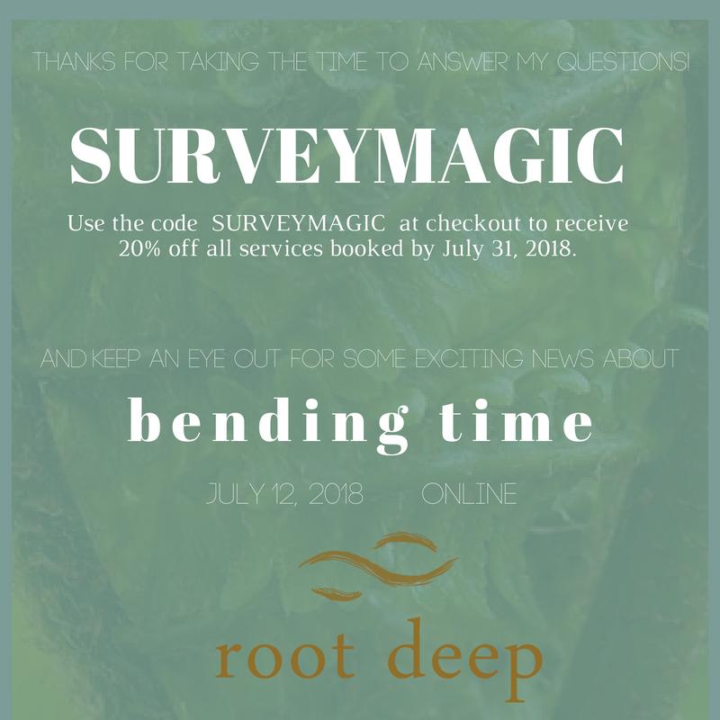 Survey Discount July