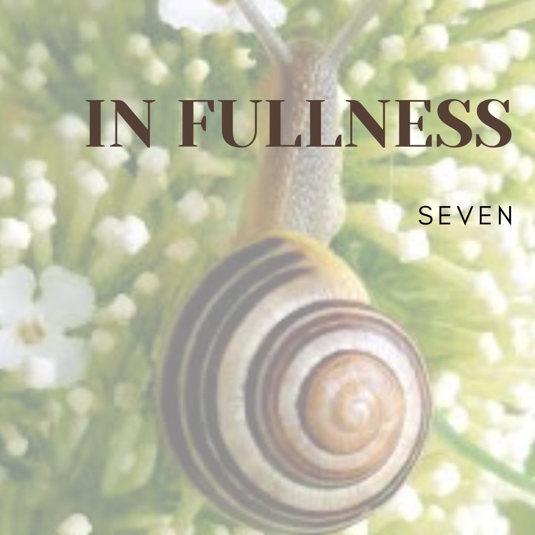In Fullness