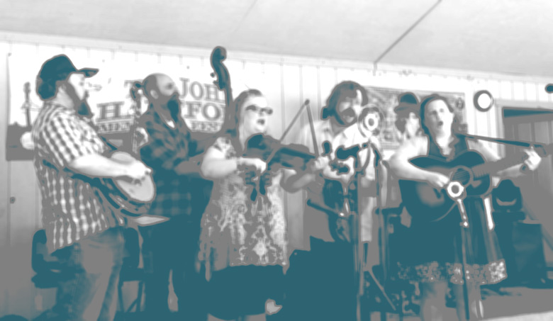 performing on the main stage at the john hartford memorial festival, 2017 -
