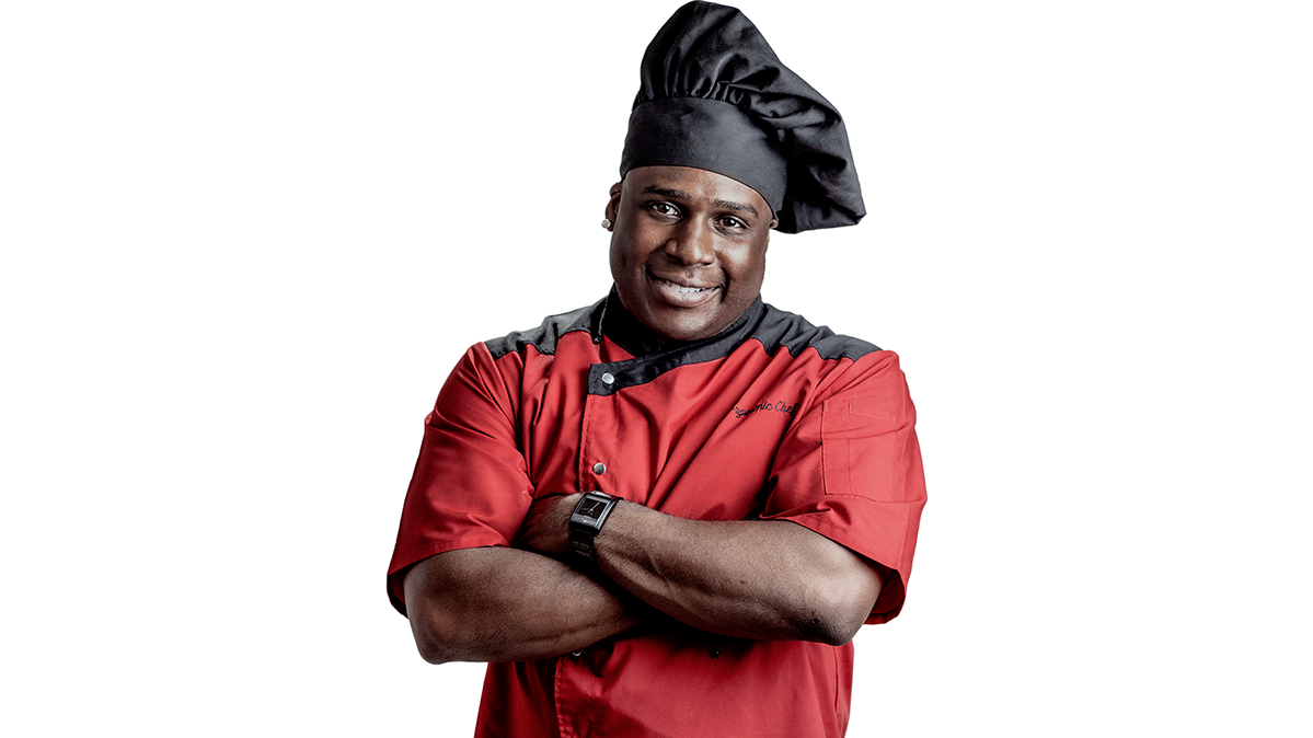 Shelton AlexisFounder, The Orgasmic Chef -