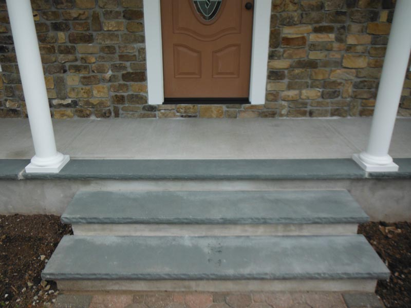 Stairs - Wet Laid