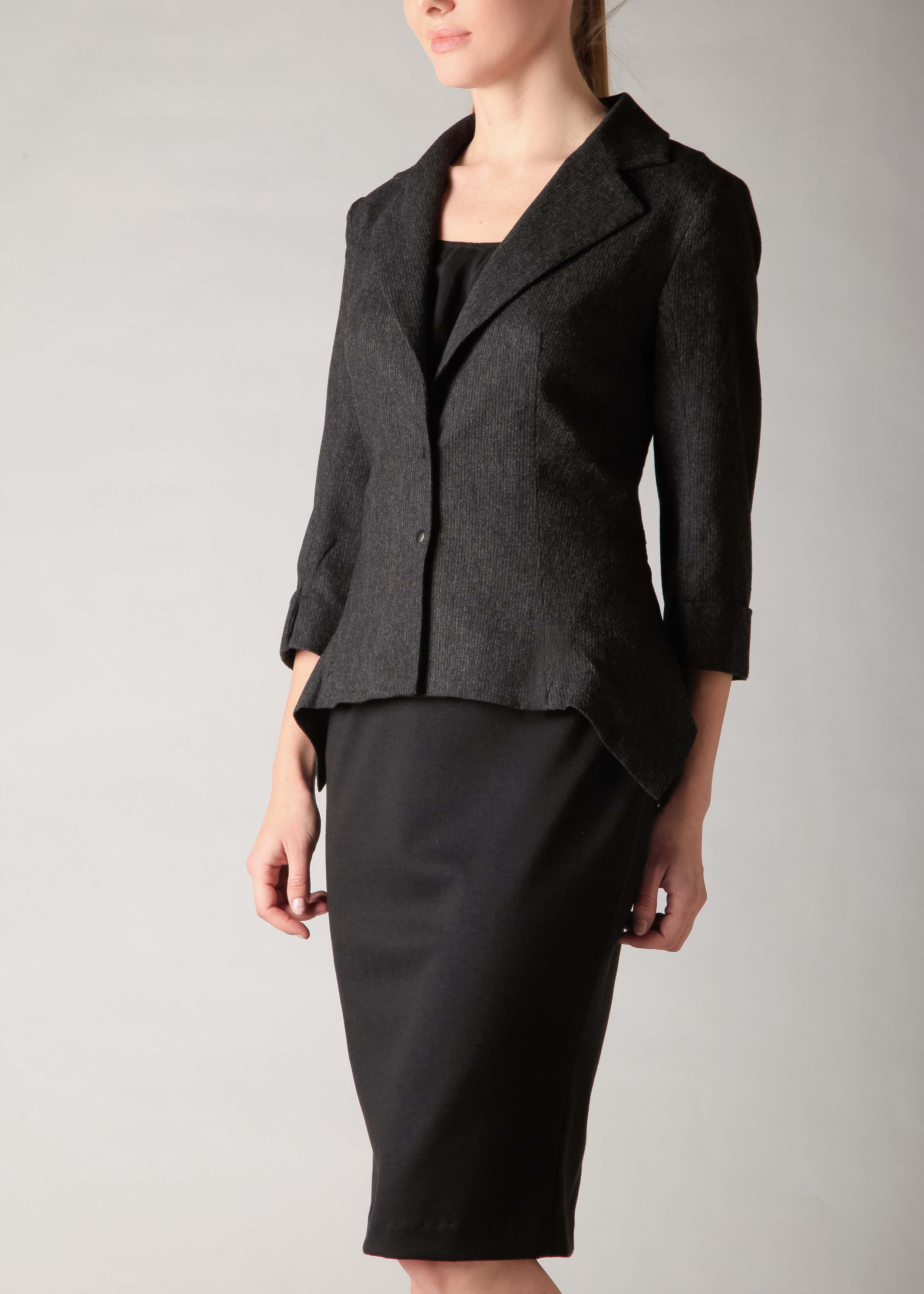 Match it With - Ponte Pencil Skirt