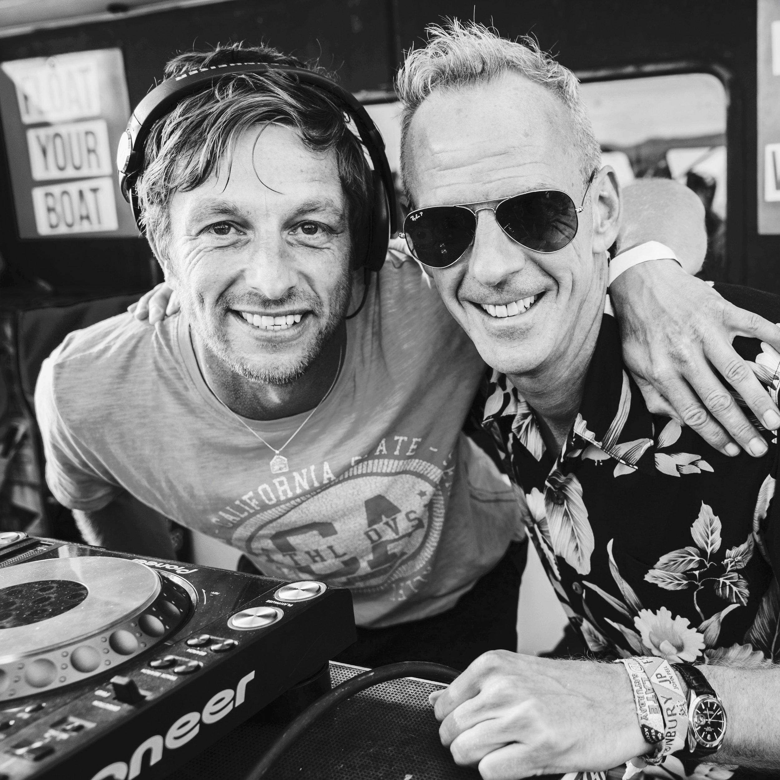 The Juke & Fatboy in Ibiza