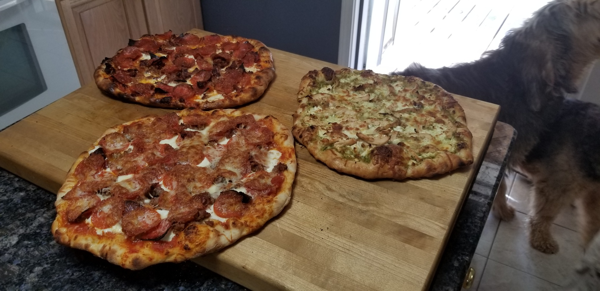 First Pizza Party